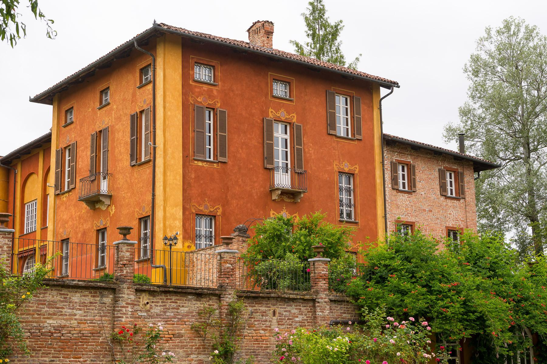 Historical mansion in the Asti hills - 3