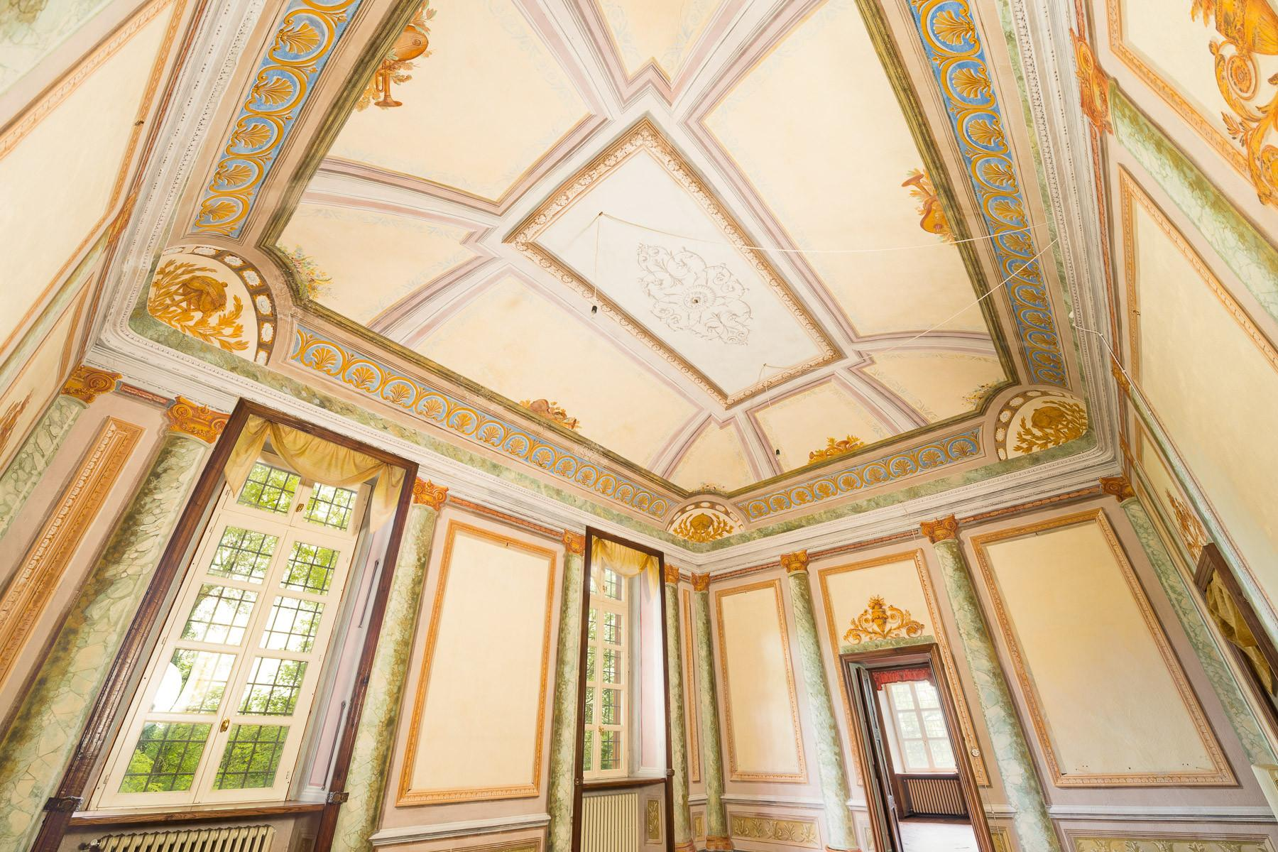 Historical mansion in the Asti hills - 10