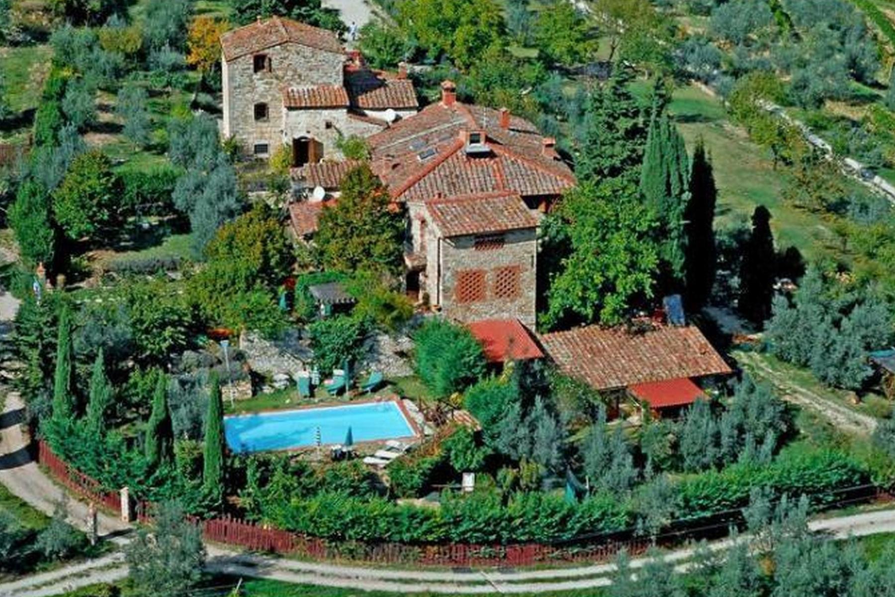 Formidable maison de campagne près de Greve in Chianti - 11