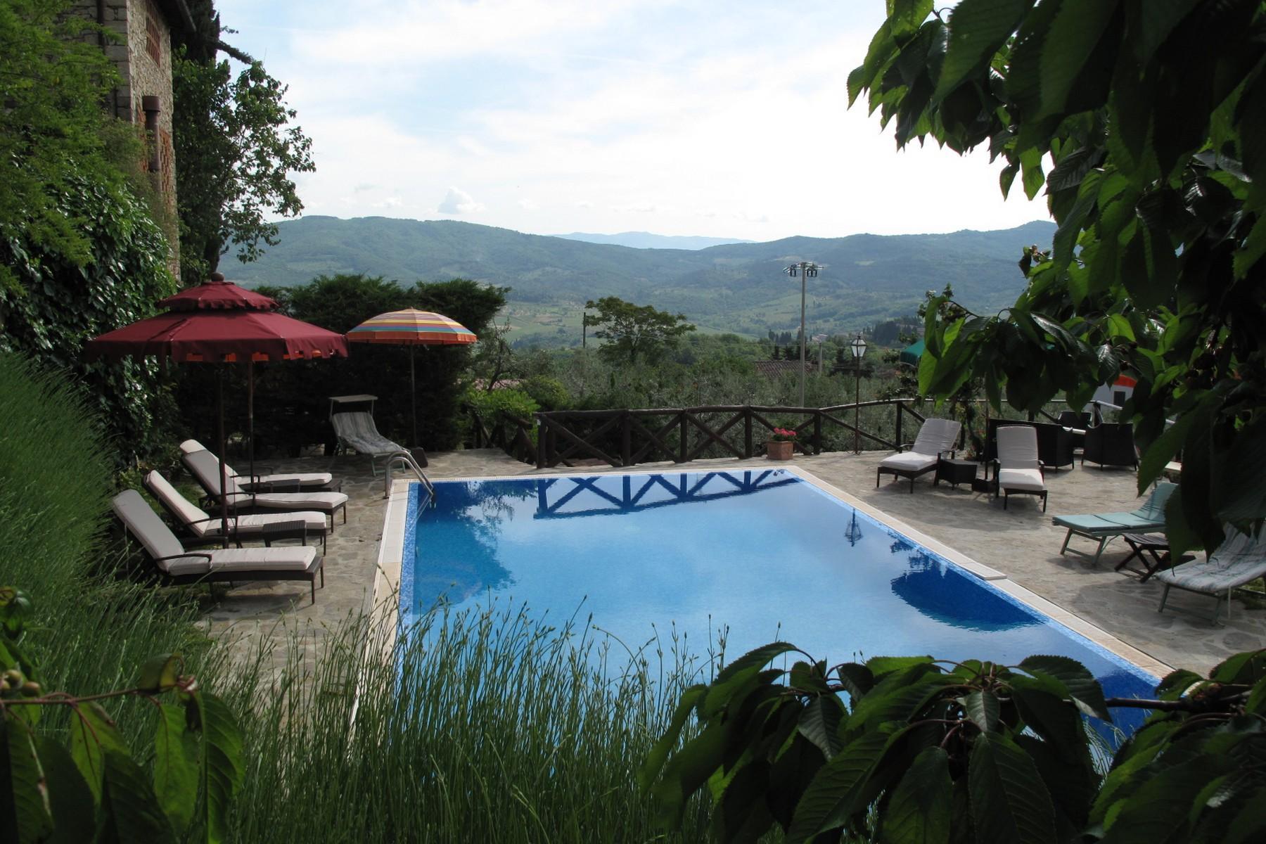 Formidable maison de campagne près de Greve in Chianti - 1
