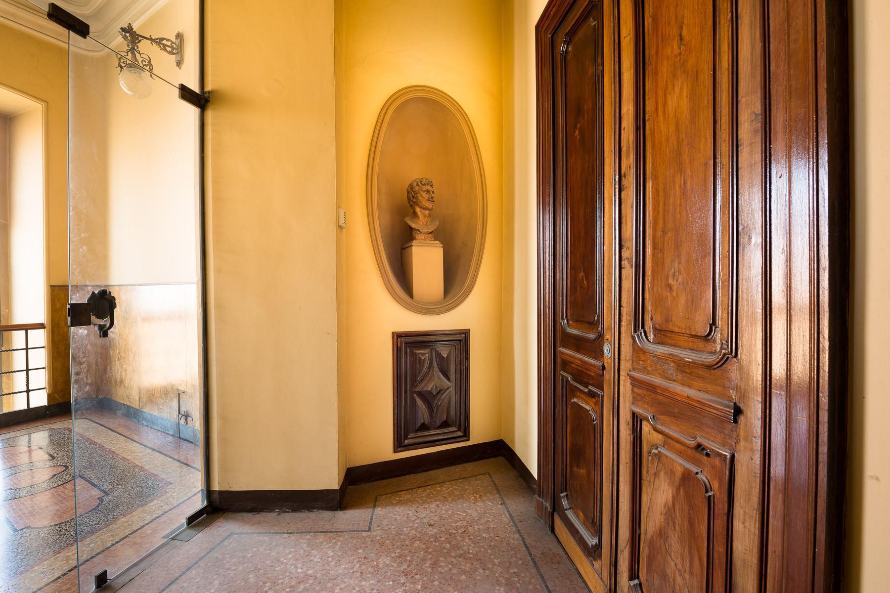 Luxuriöse Wohnung in einer Villa im Turin Stadtzentrum - 8