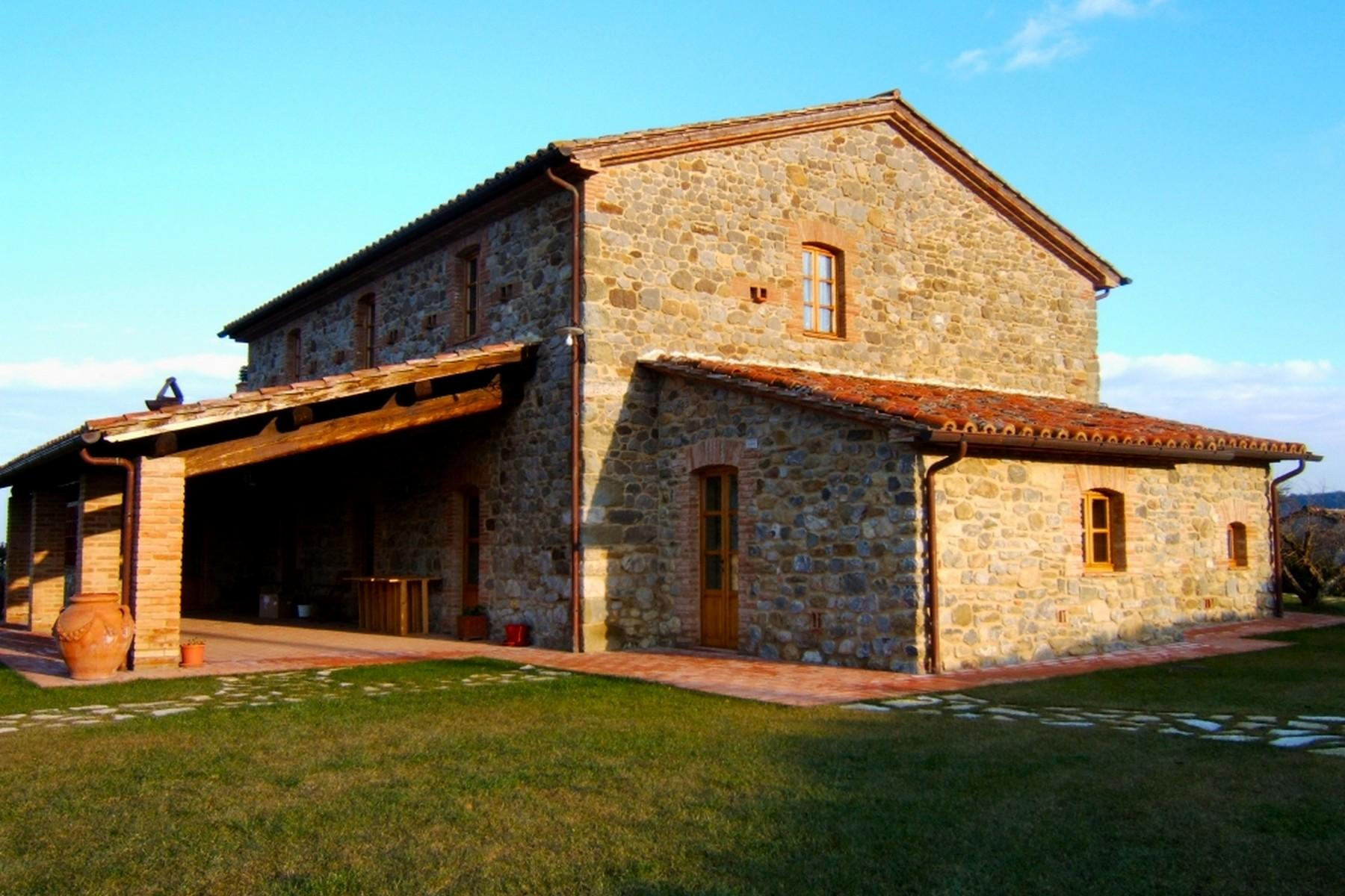 Enchanting farmhouse in Umbrian countryside - 8