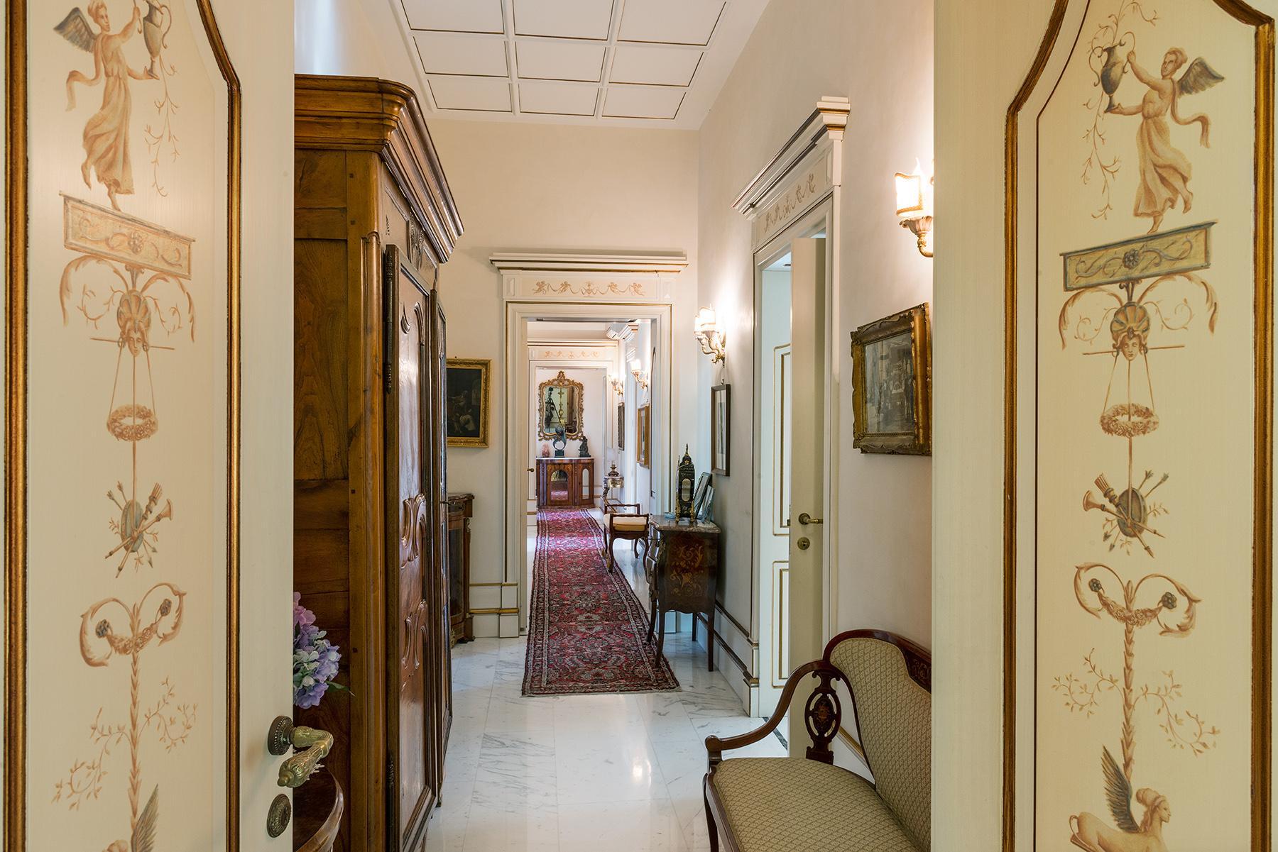 古典风格的奢华公寓 - 9