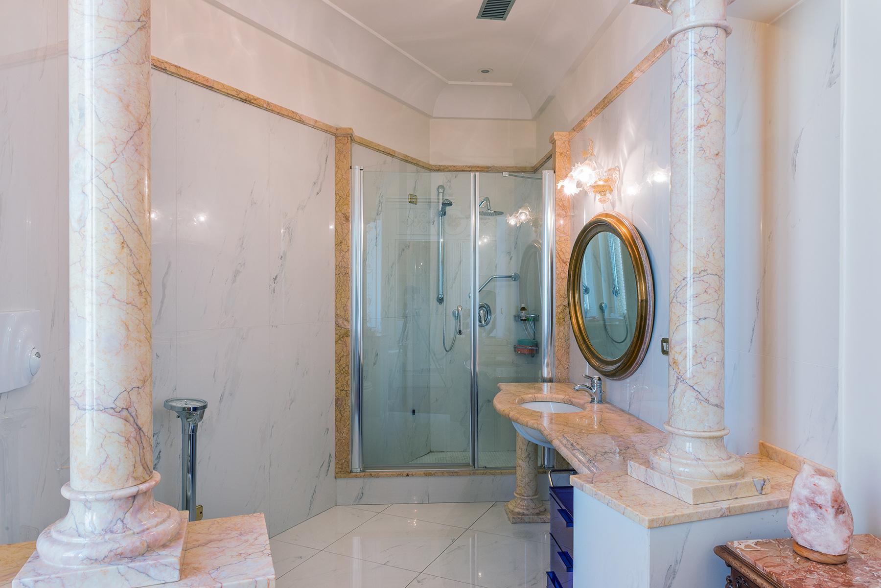 古典风格的奢华公寓 - 11