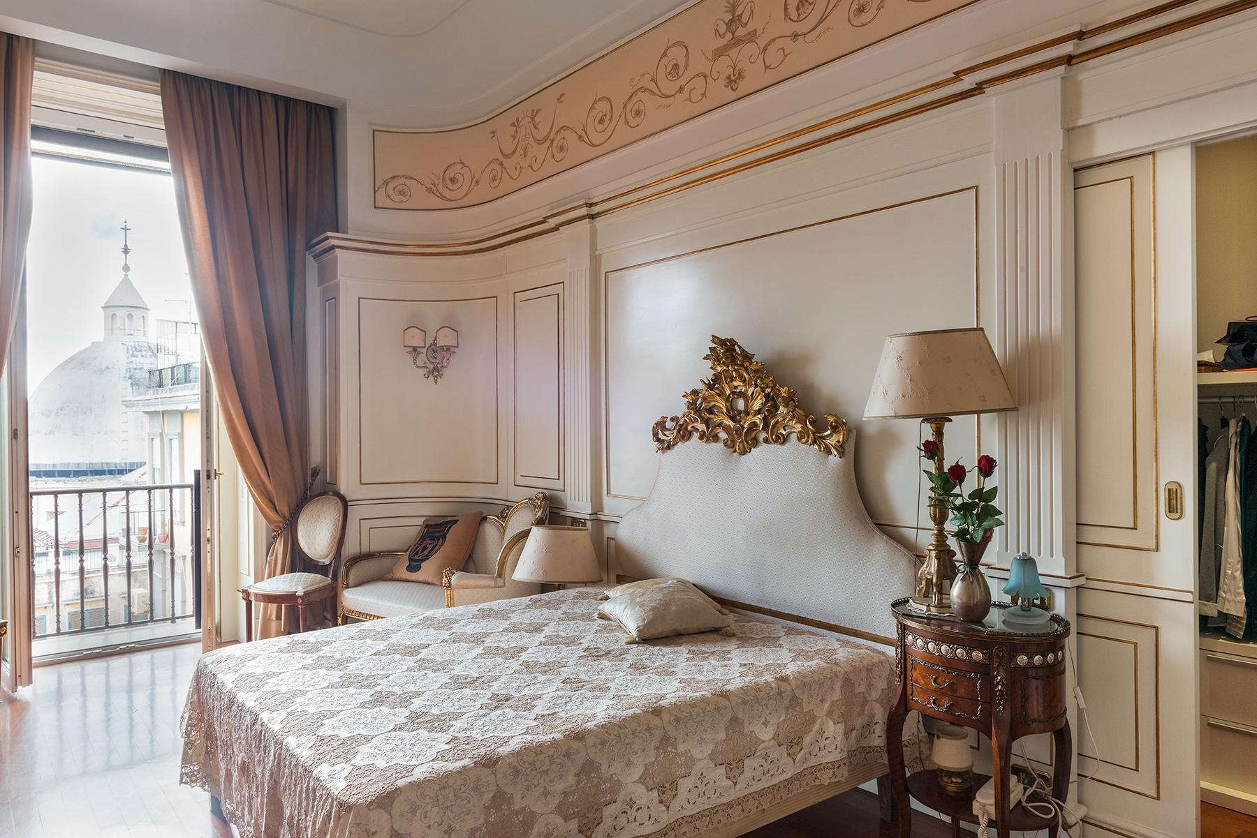 古典风格的奢华公寓 - 16