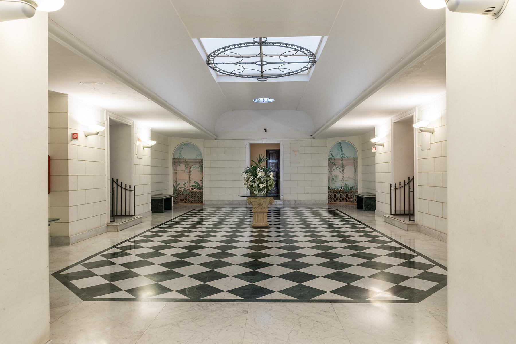 古典风格的奢华公寓 - 20
