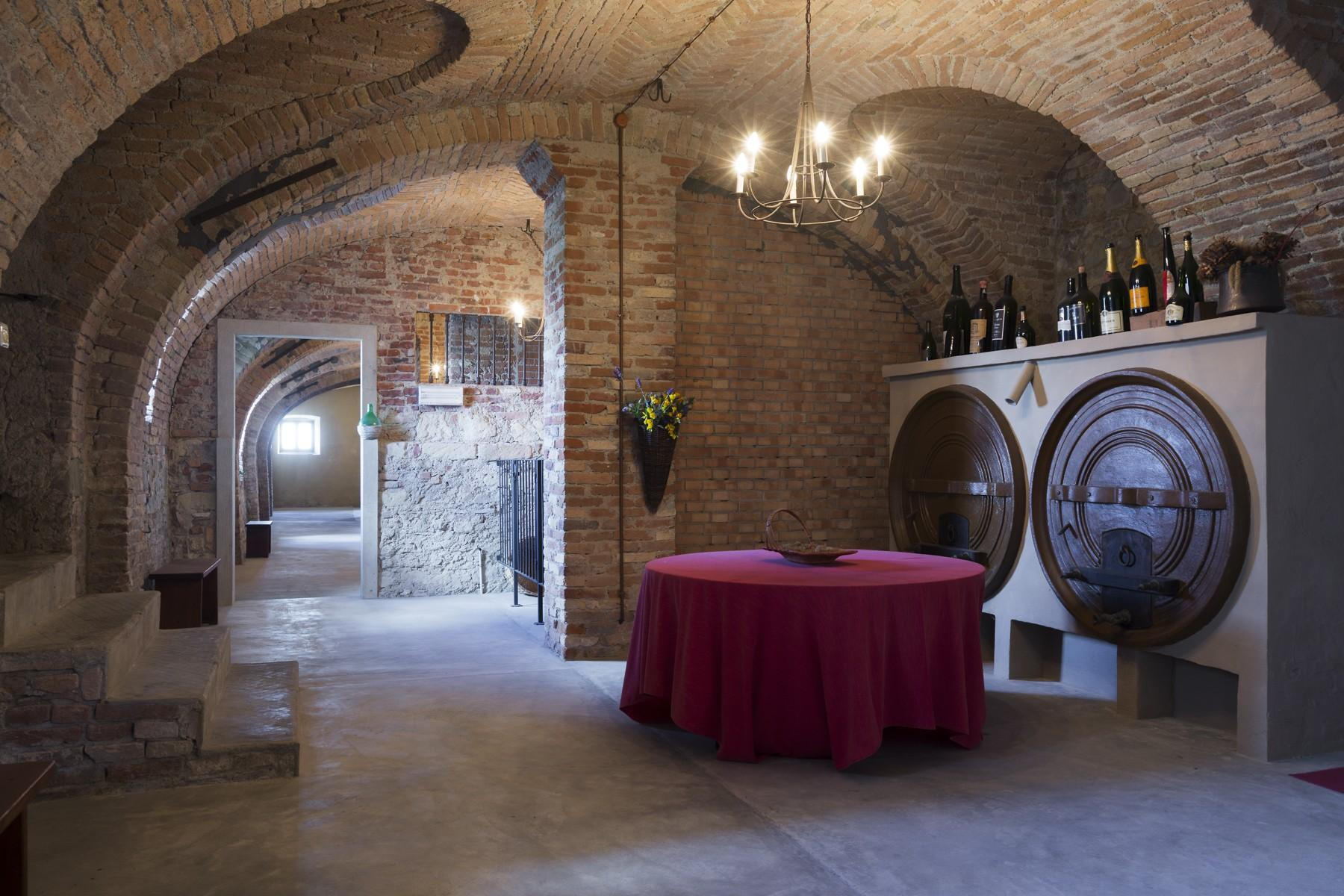 Historical villa in the Monferrato hills - 11