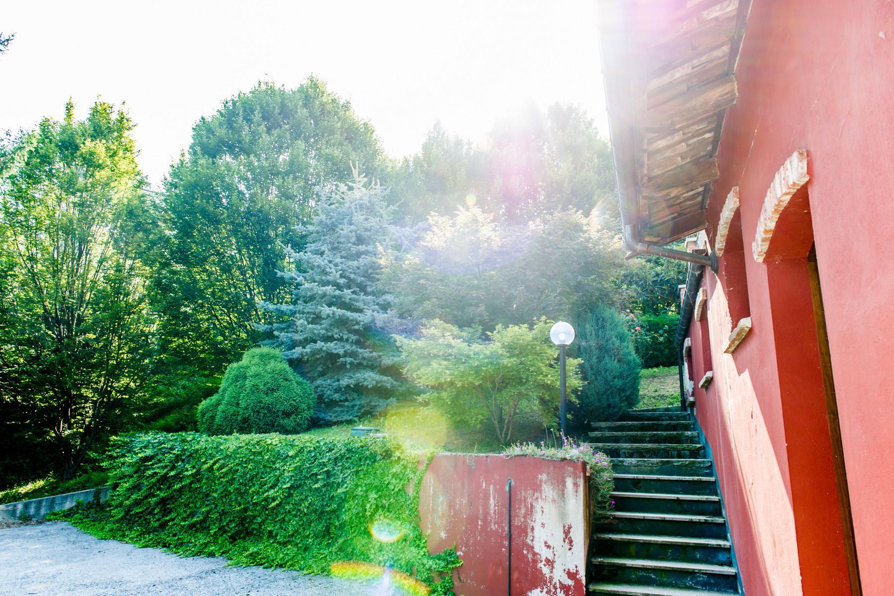 Splendid villa with winery in Piedmont - 14