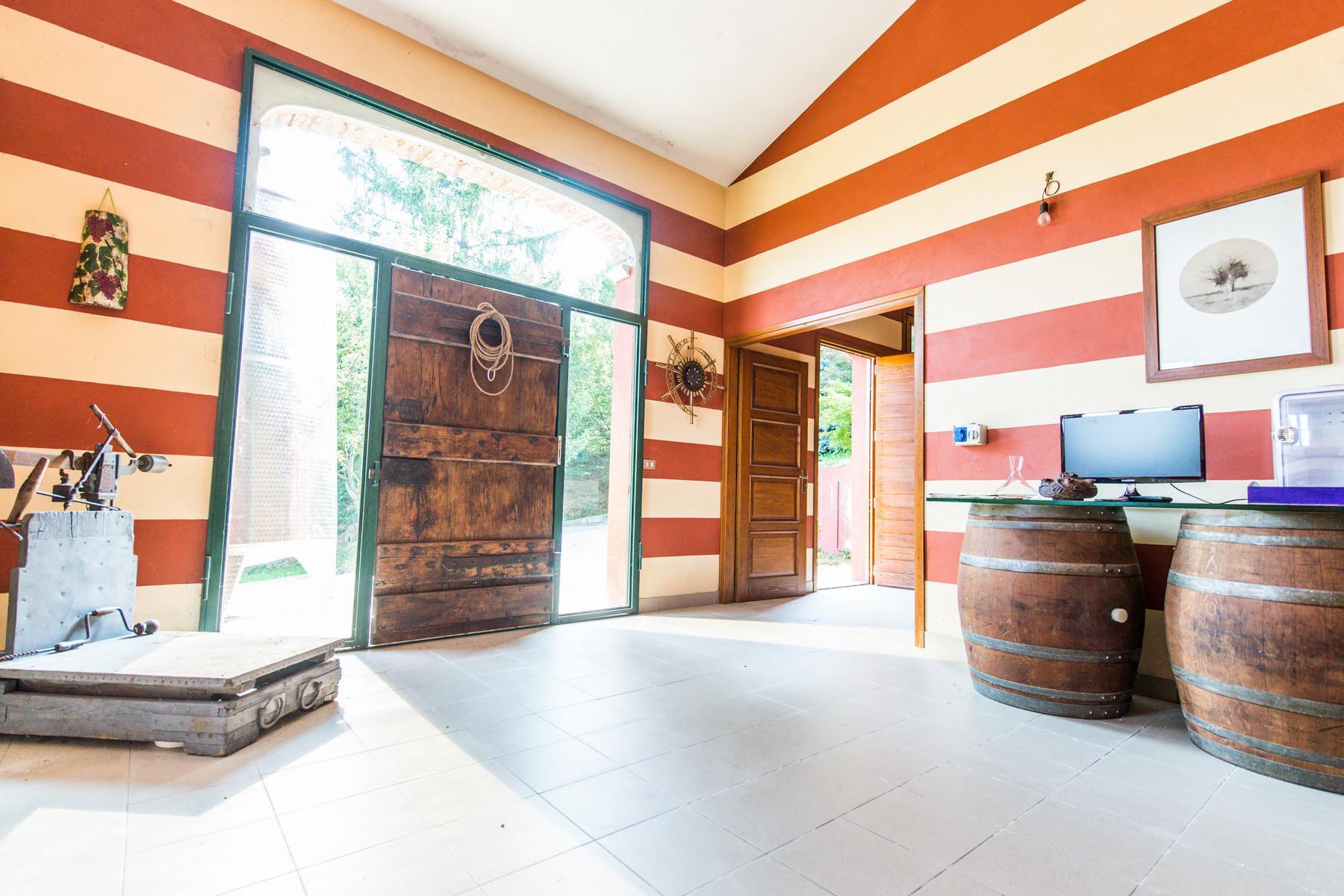 Splendid villa with winery in Piedmont - 17