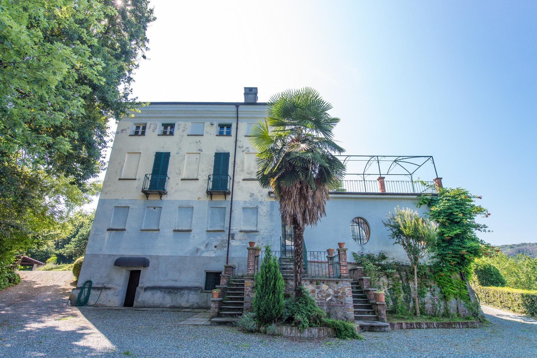 Splendid villa with winery in Piedmont - 20