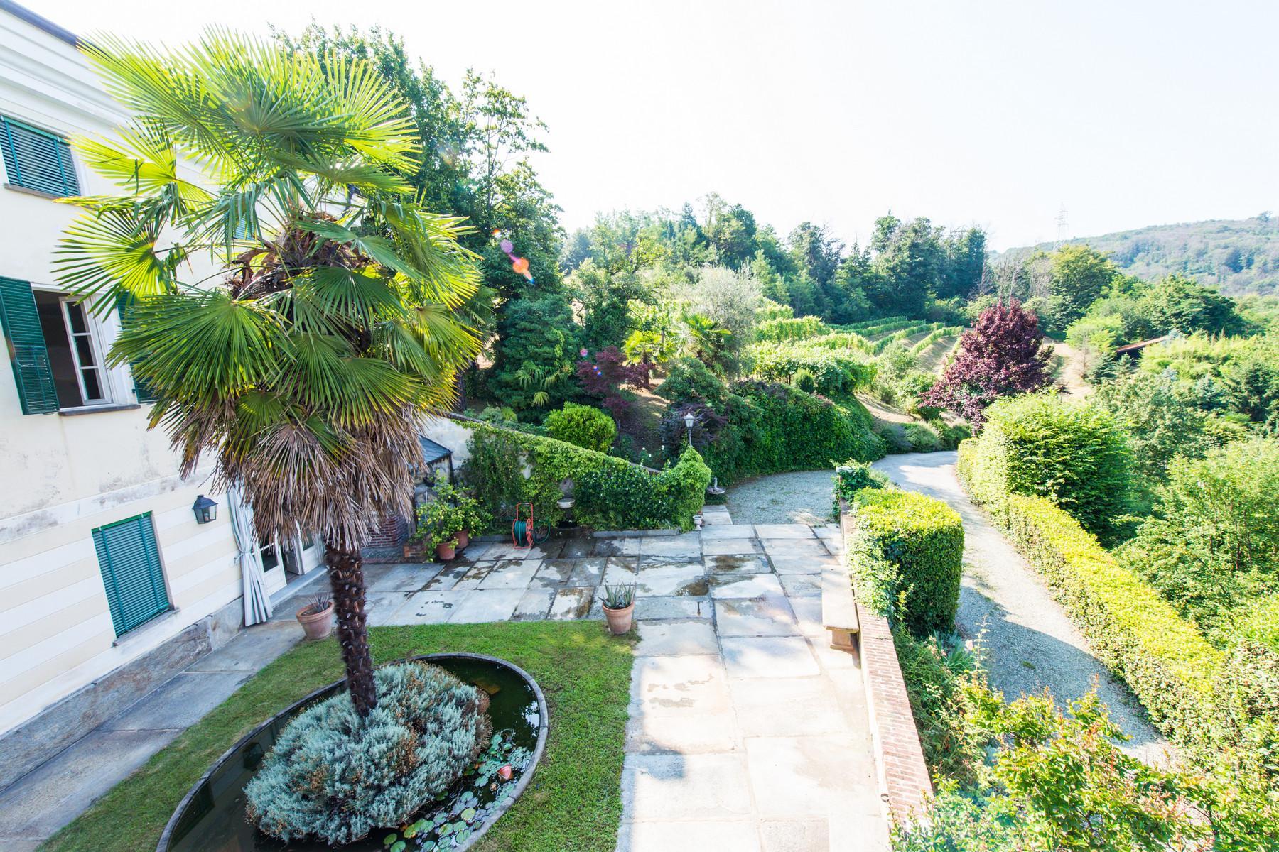 Splendid villa with winery in Piedmont - 21