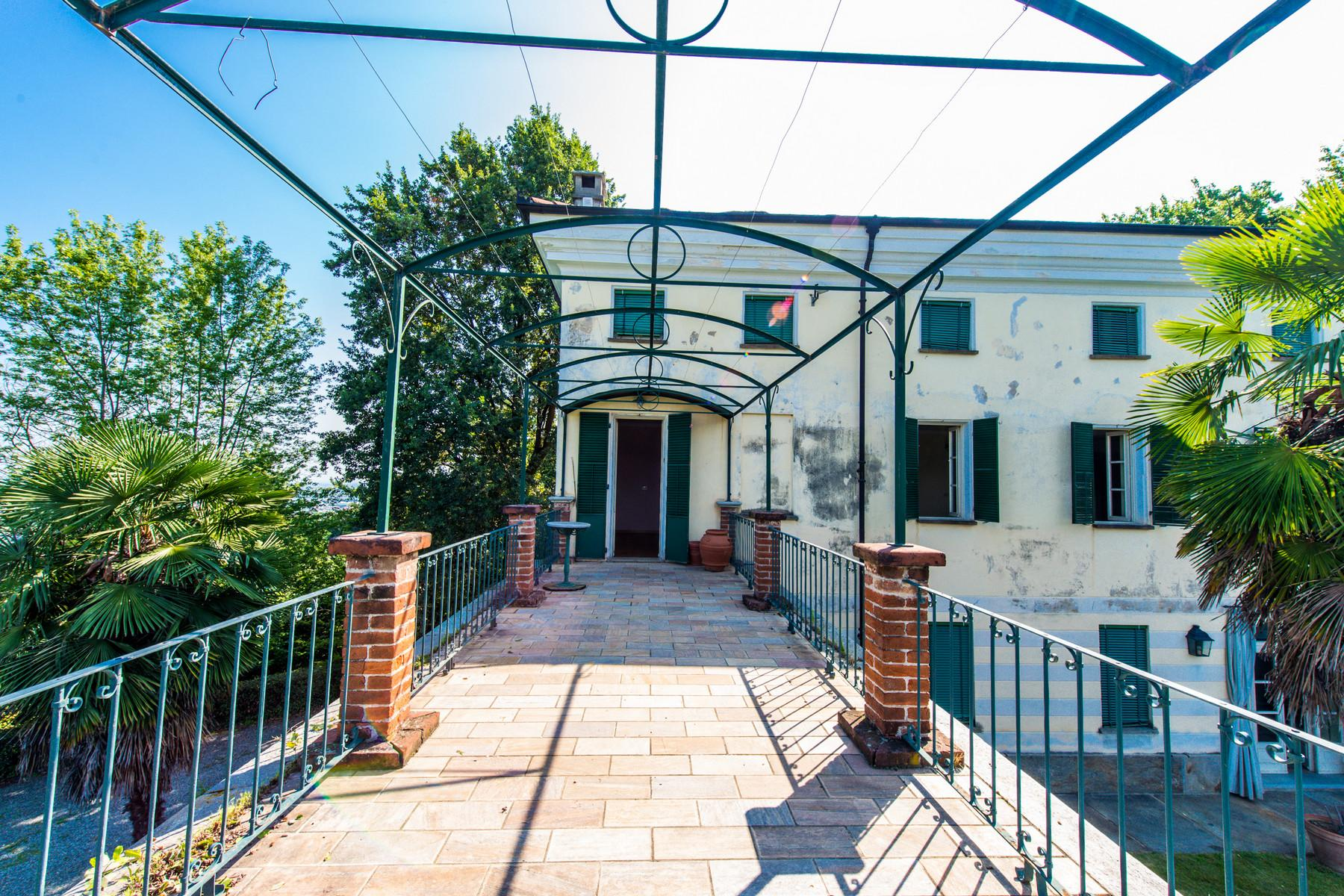 Splendid villa with winery in Piedmont - 23