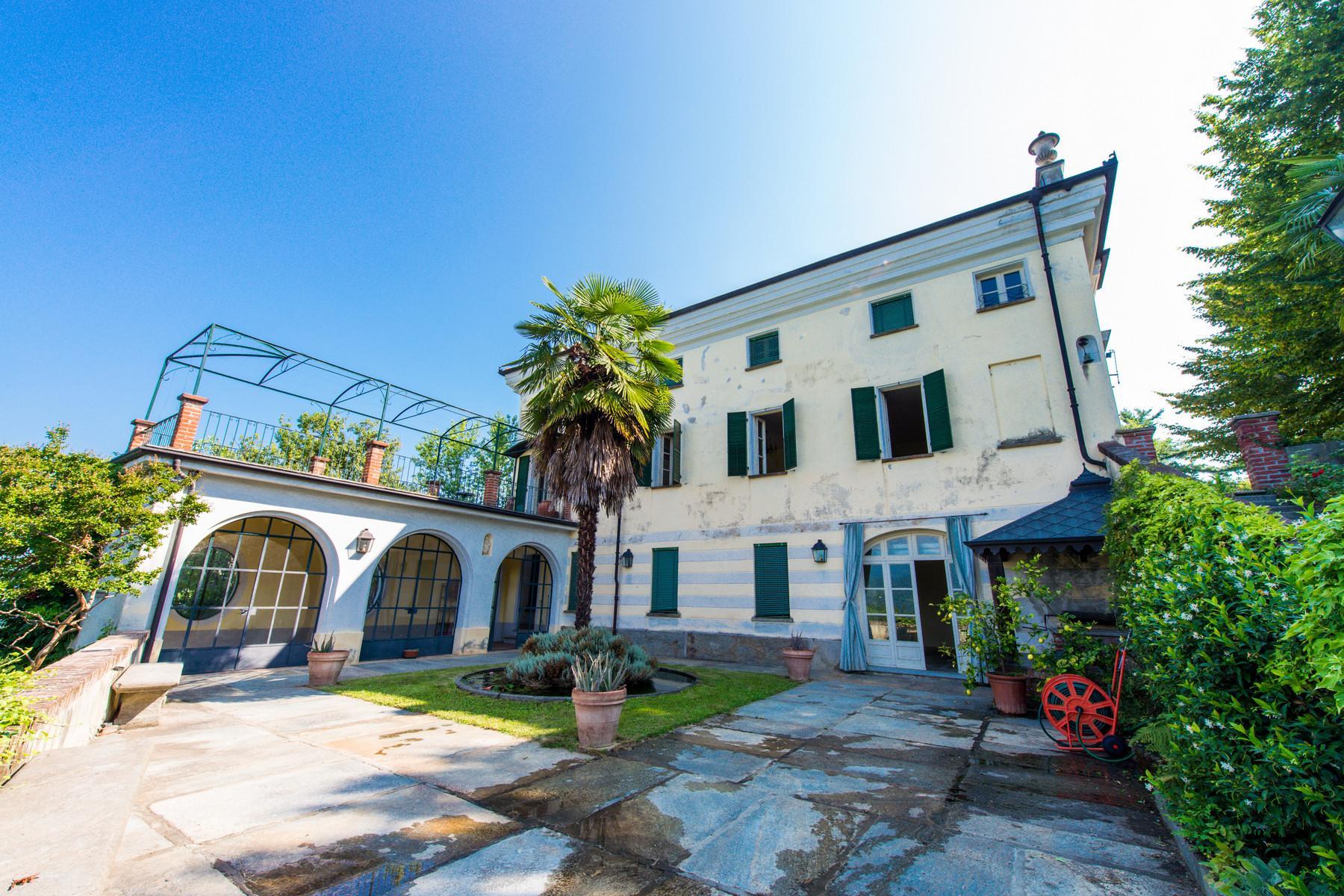 Splendid villa with winery in Piedmont - 24