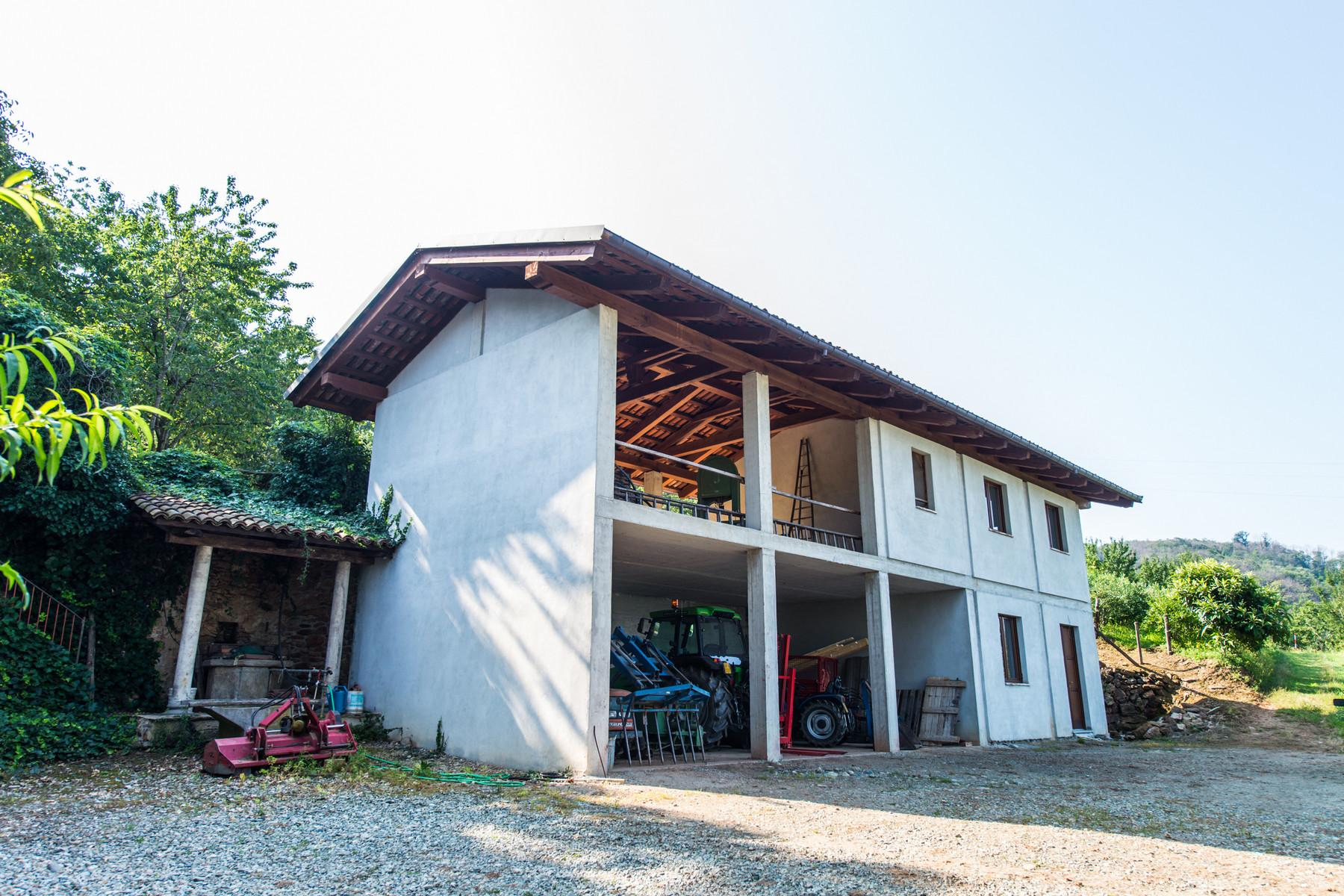 Splendid villa with winery in Piedmont - 27