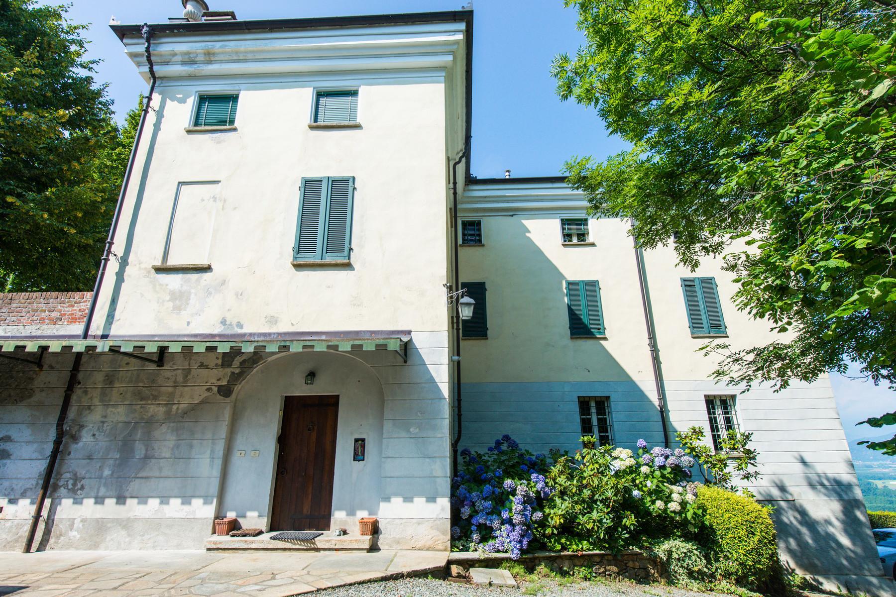 Splendid villa with winery in Piedmont - 28