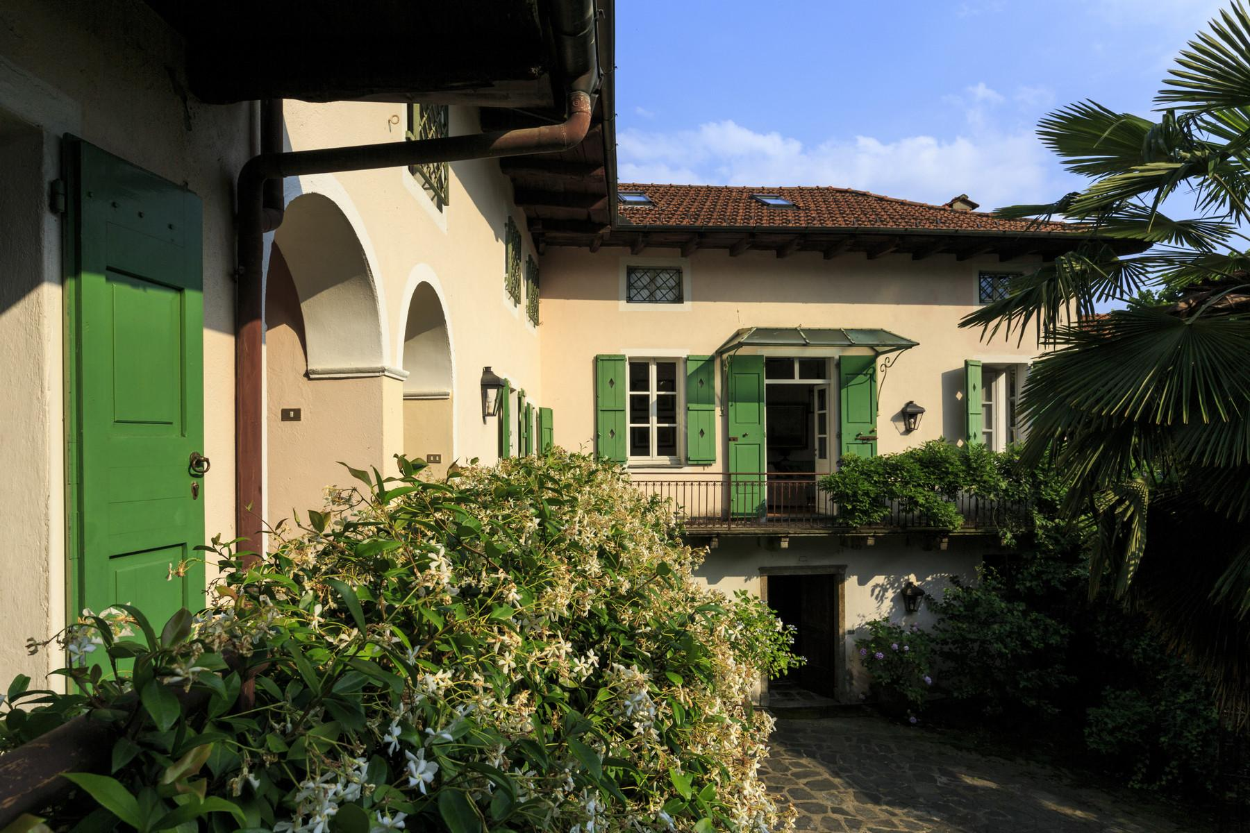 Elegant country house on Lake Orta - 4