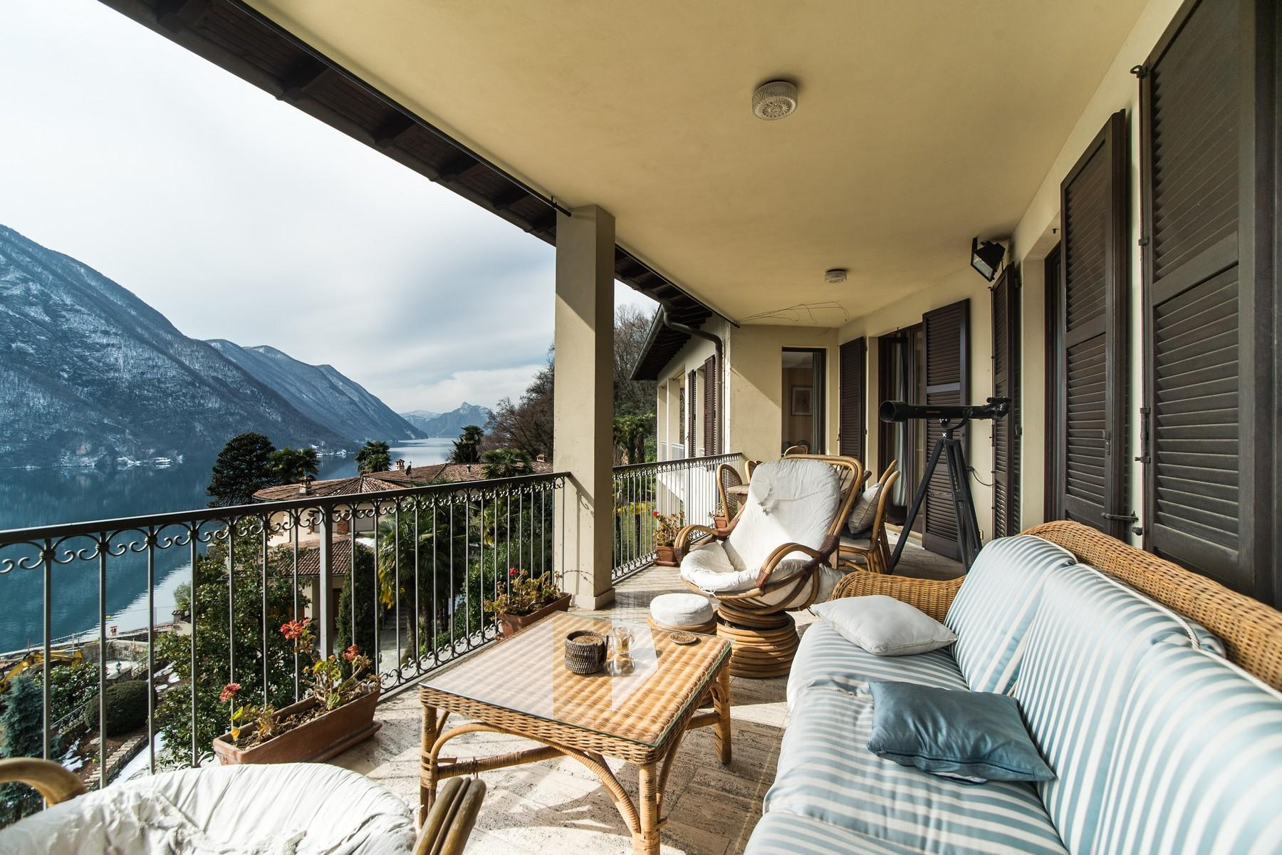 Prestigious villa on Lake Lugano - 7