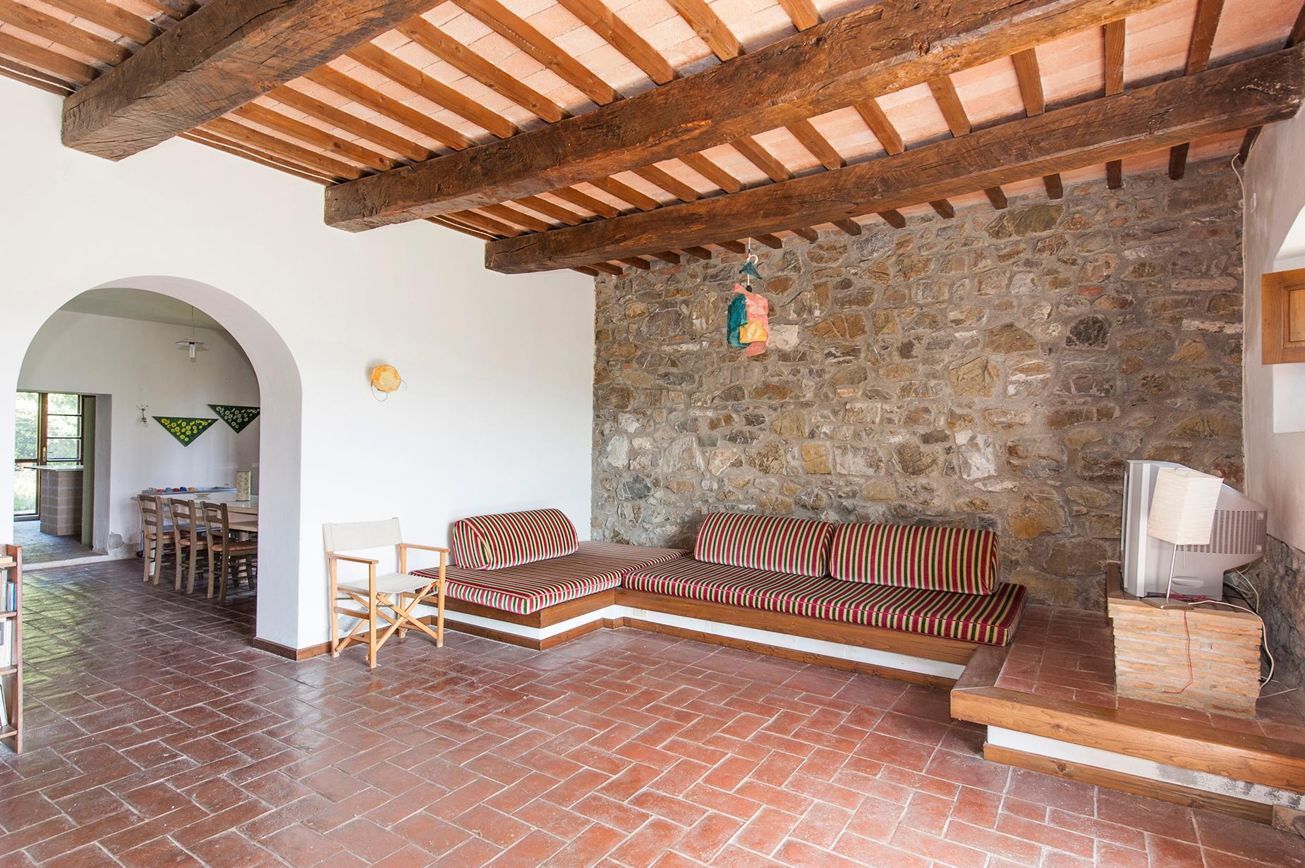 Ancient farmhouse with private land in Maremma - 18