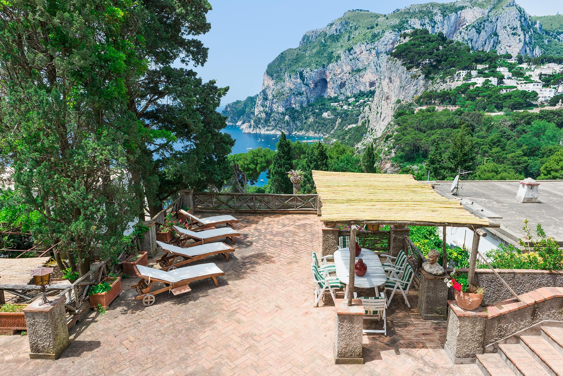 Villa in the heart of Capri - 1