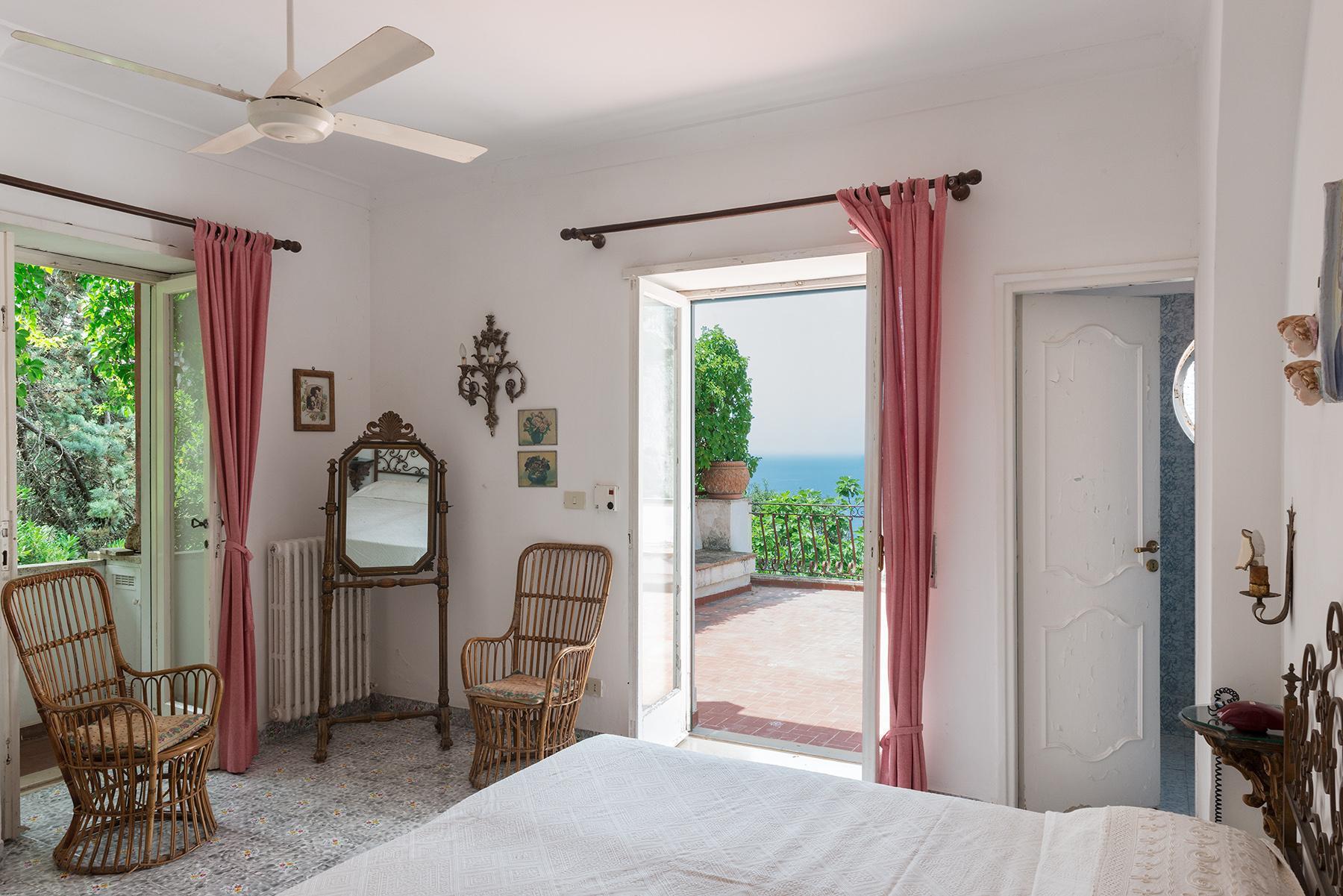 Capri岛中心的别墅 - 11