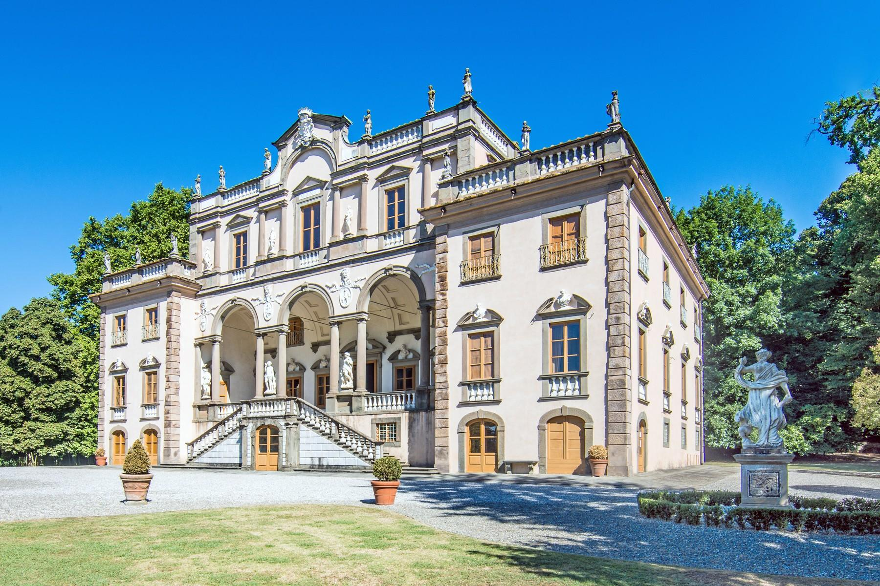 Luxury historic mansion in the countryside of Lucca - 2