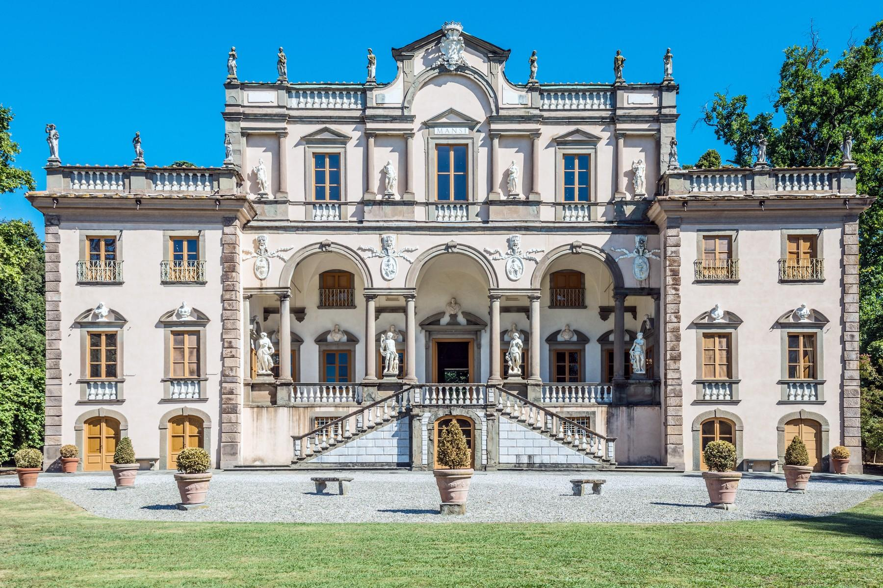 Luxury historic mansion in the countryside of Lucca - 3