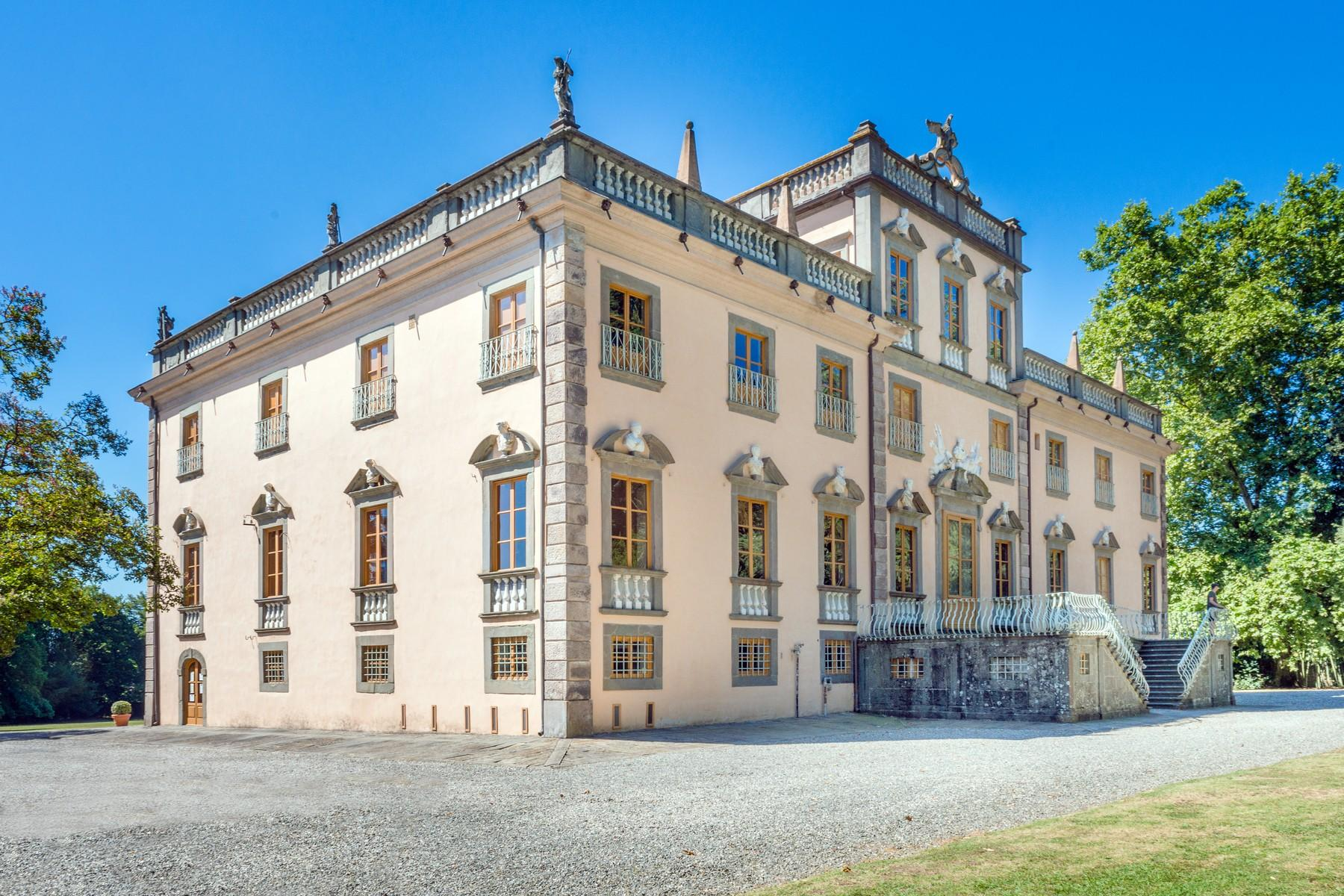 Luxury historic mansion in the countryside of Lucca - 7