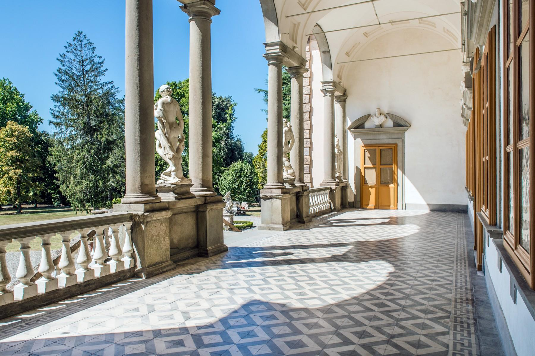 Luxury historic mansion in the countryside of Lucca - 10
