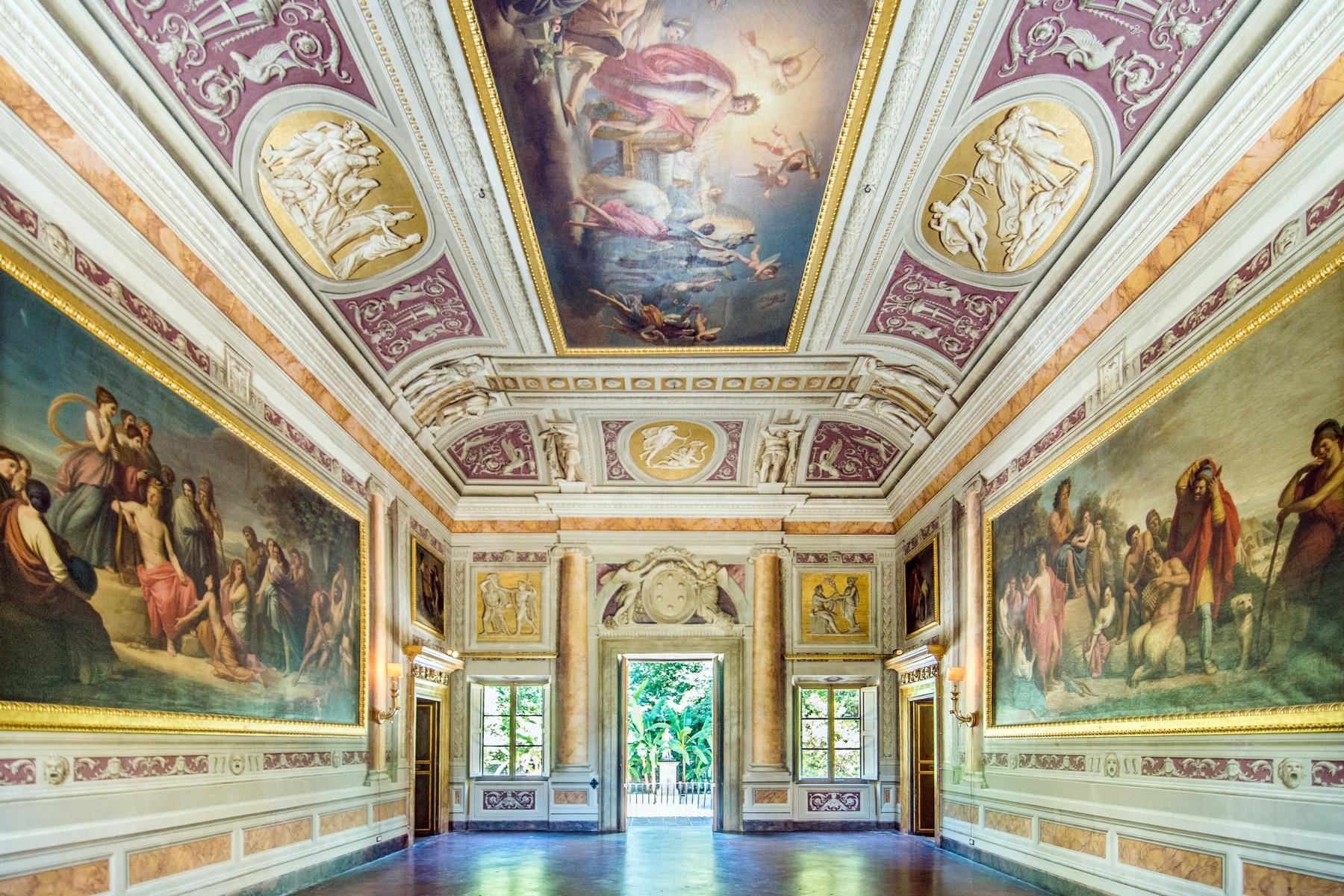 Luxury historic mansion in the countryside of Lucca - 12
