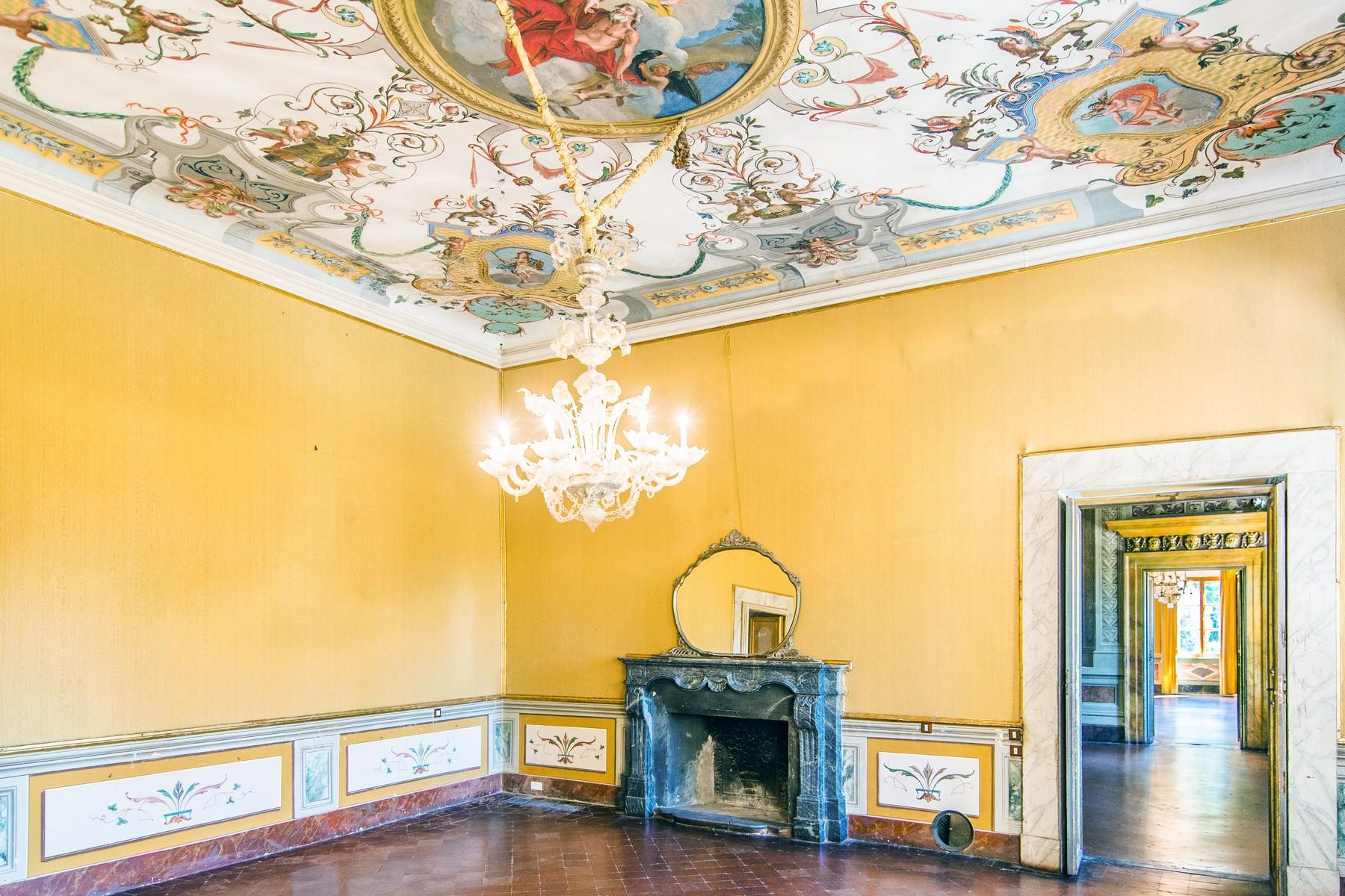 Luxury historic mansion in the countryside of Lucca - 14