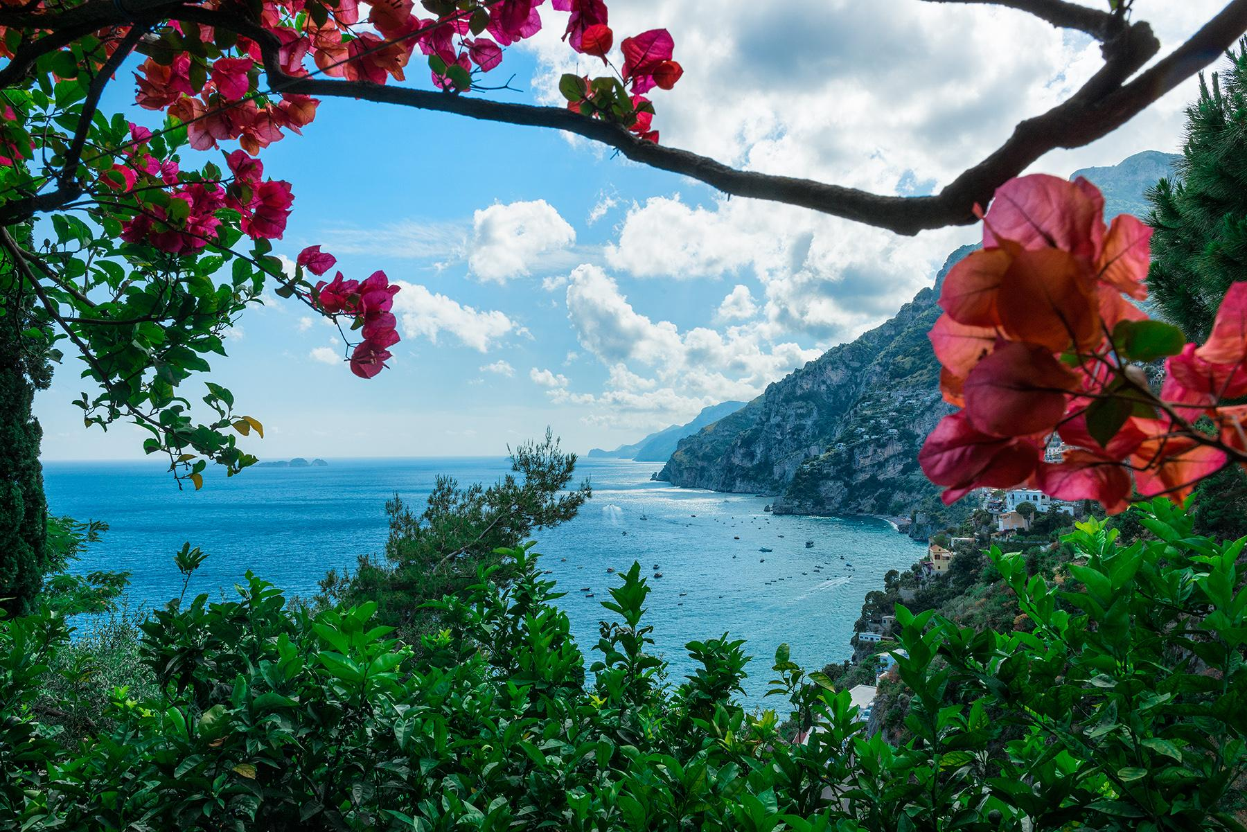 Exclusive Panoramic Villa in Positano, Amalfi Coast - 6