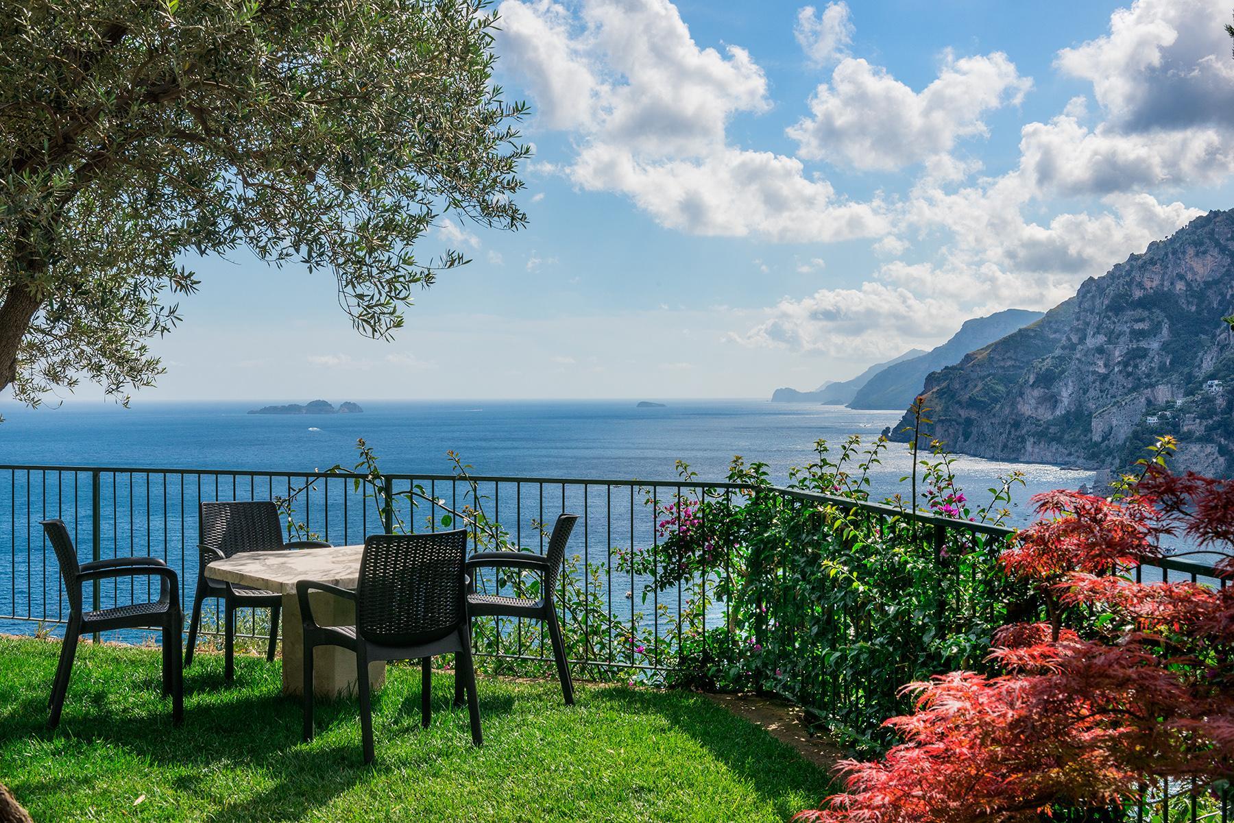 Exclusive Panoramic Villa in Positano, Amalfi Coast - 9