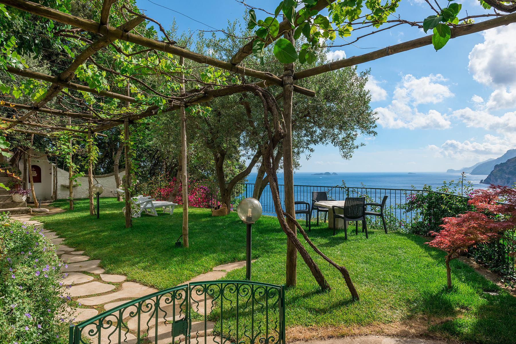 Exclusive Panoramic Villa in Positano, Amalfi Coast - 10