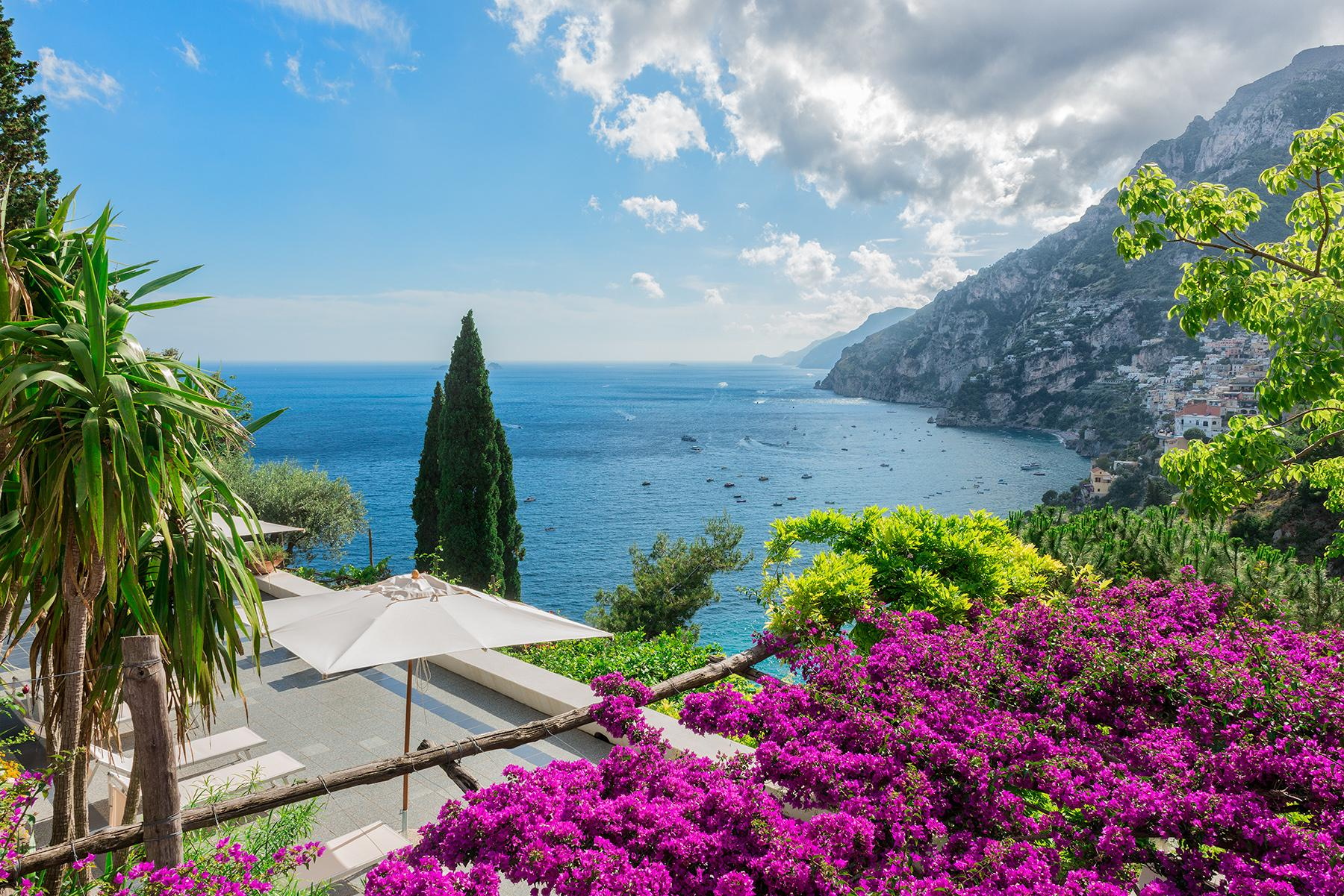 Exclusive Panoramic Villa in Positano, Amalfi Coast - 1