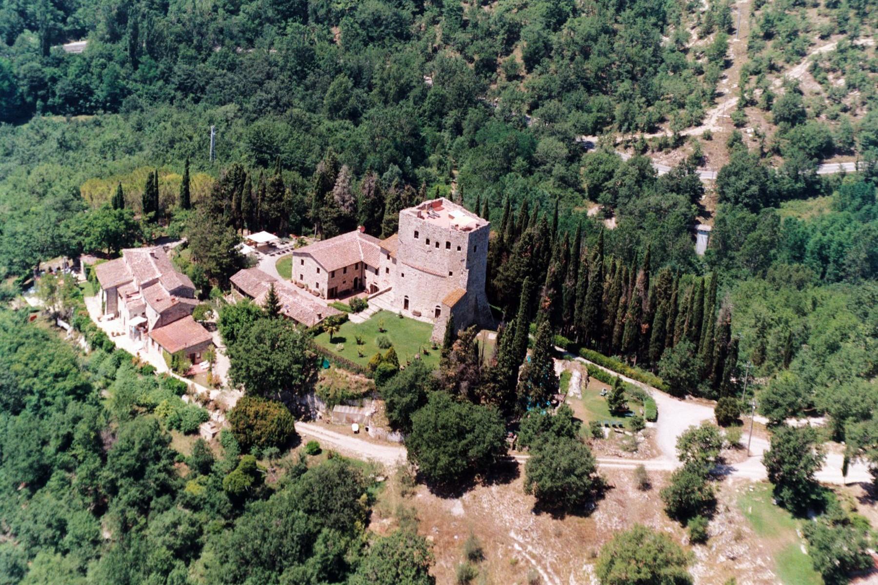 Exklusive Burg im Chianti Classico-Gebiet - 3