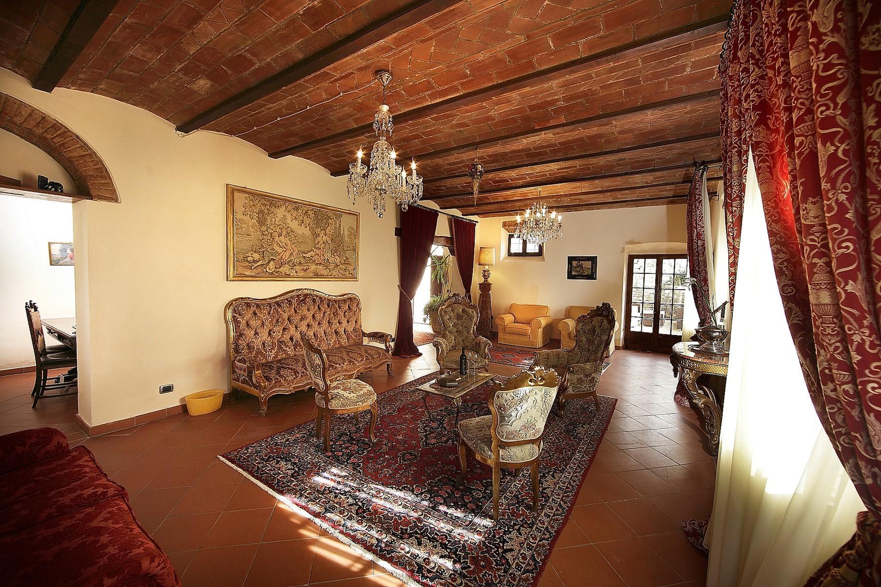 Exklusive Burg im Chianti Classico-Gebiet - 6