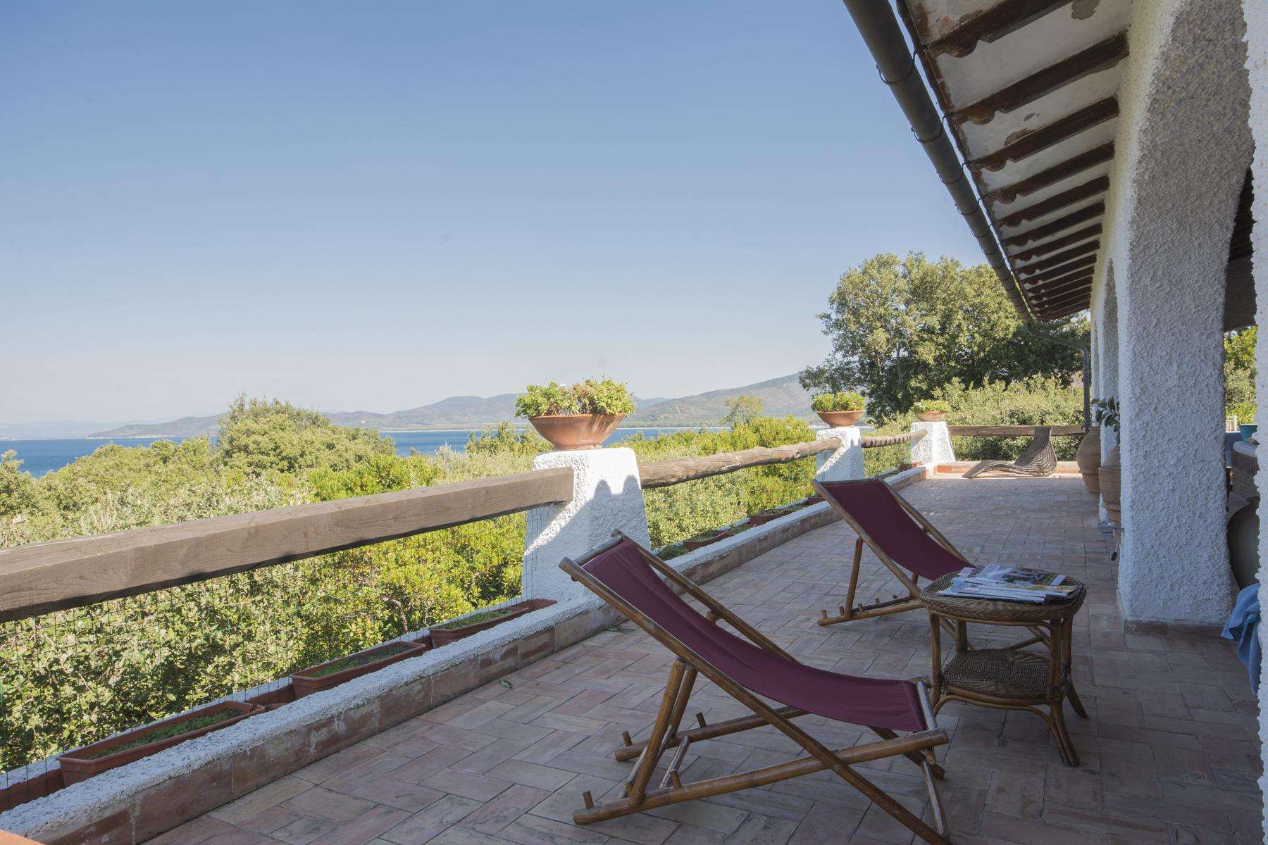 Charming Villa with breathtaking view in Punta Ala - 12