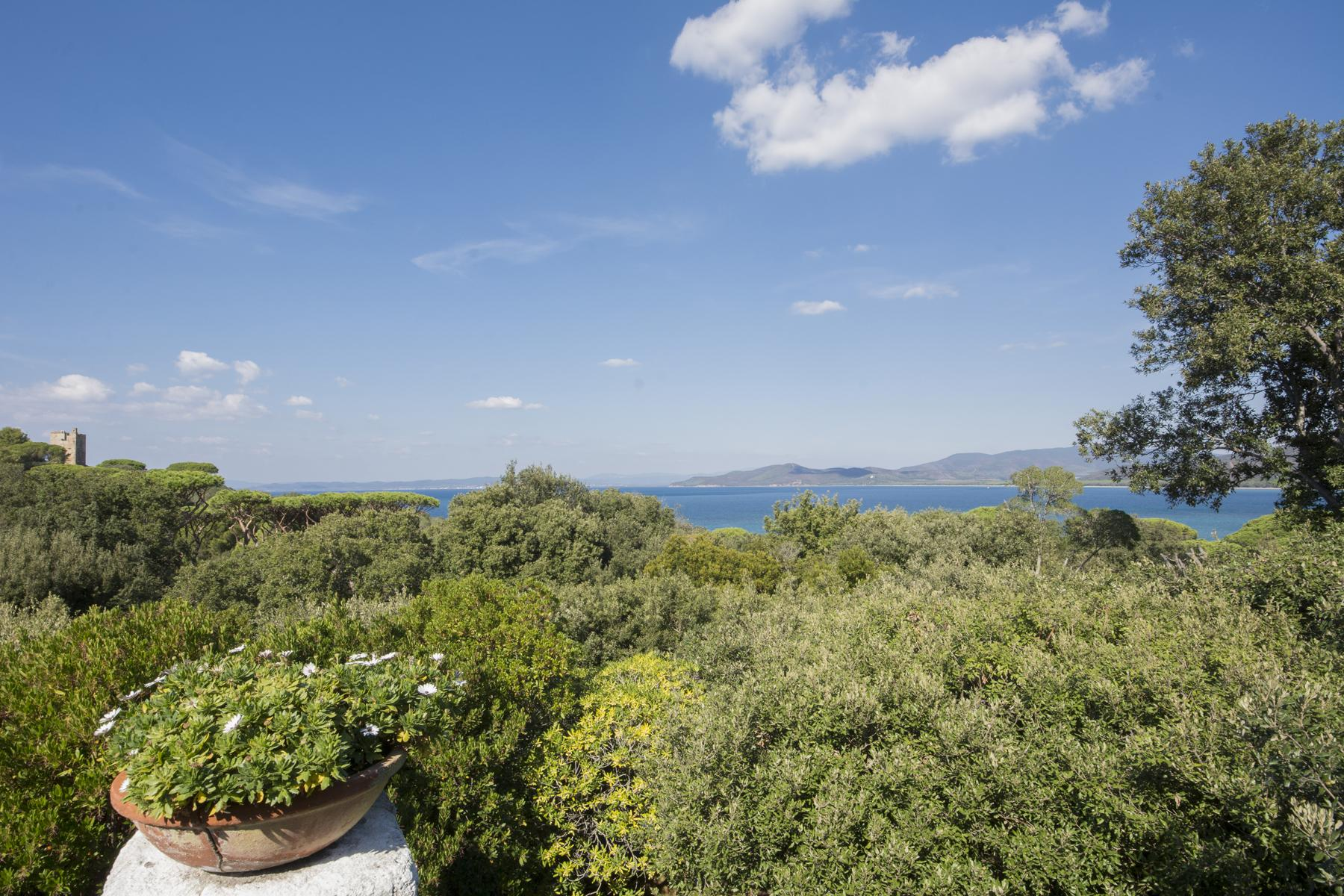 Charming Villa with breathtaking view in Punta Ala - 13