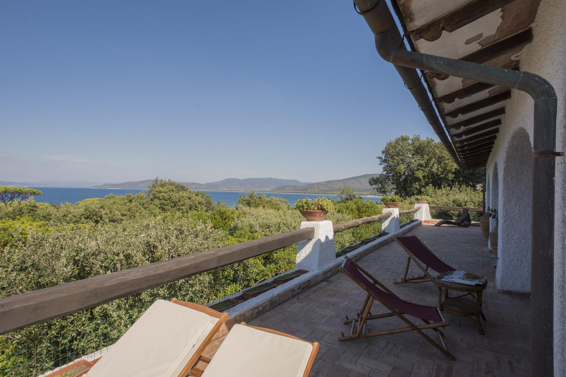 Charming Villa with breathtaking view in Punta Ala - 15