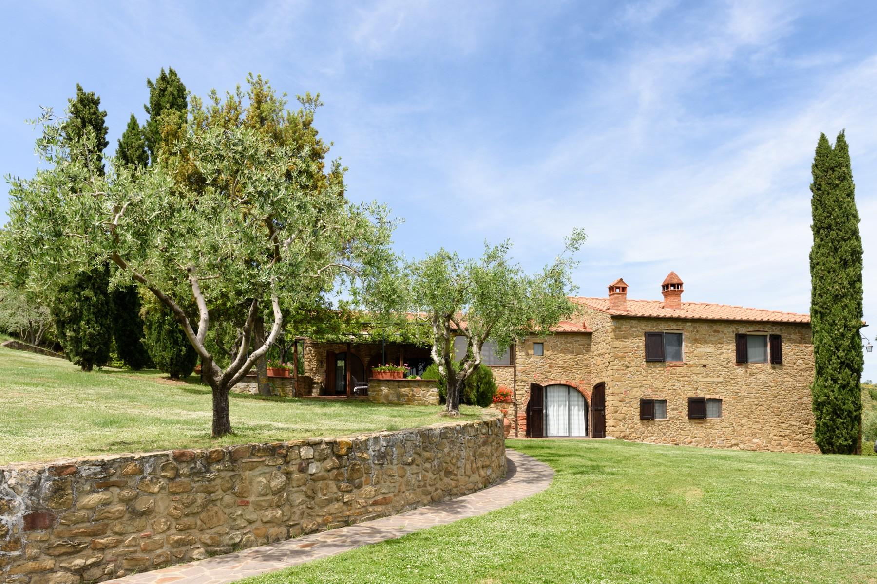 Magnificent property in Chianti Aretino - 2