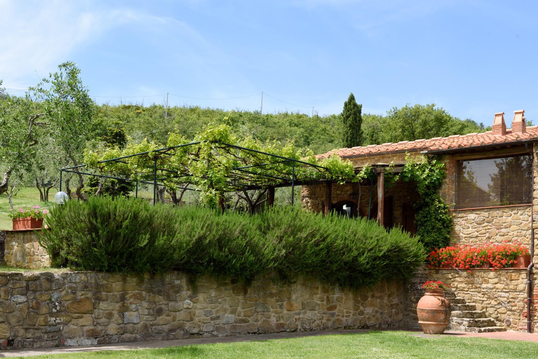 Magnificent property in Chianti Aretino - 3