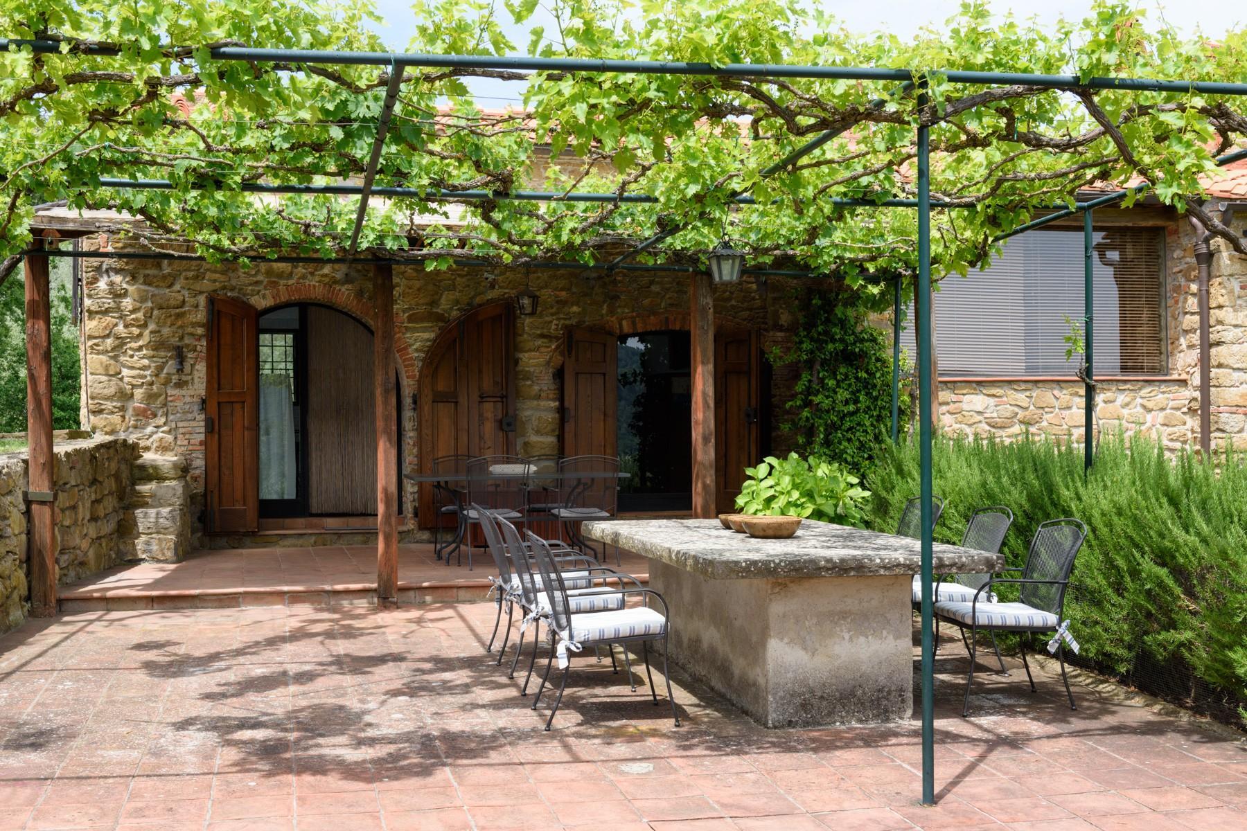 Magnificent property in Chianti Aretino - 5