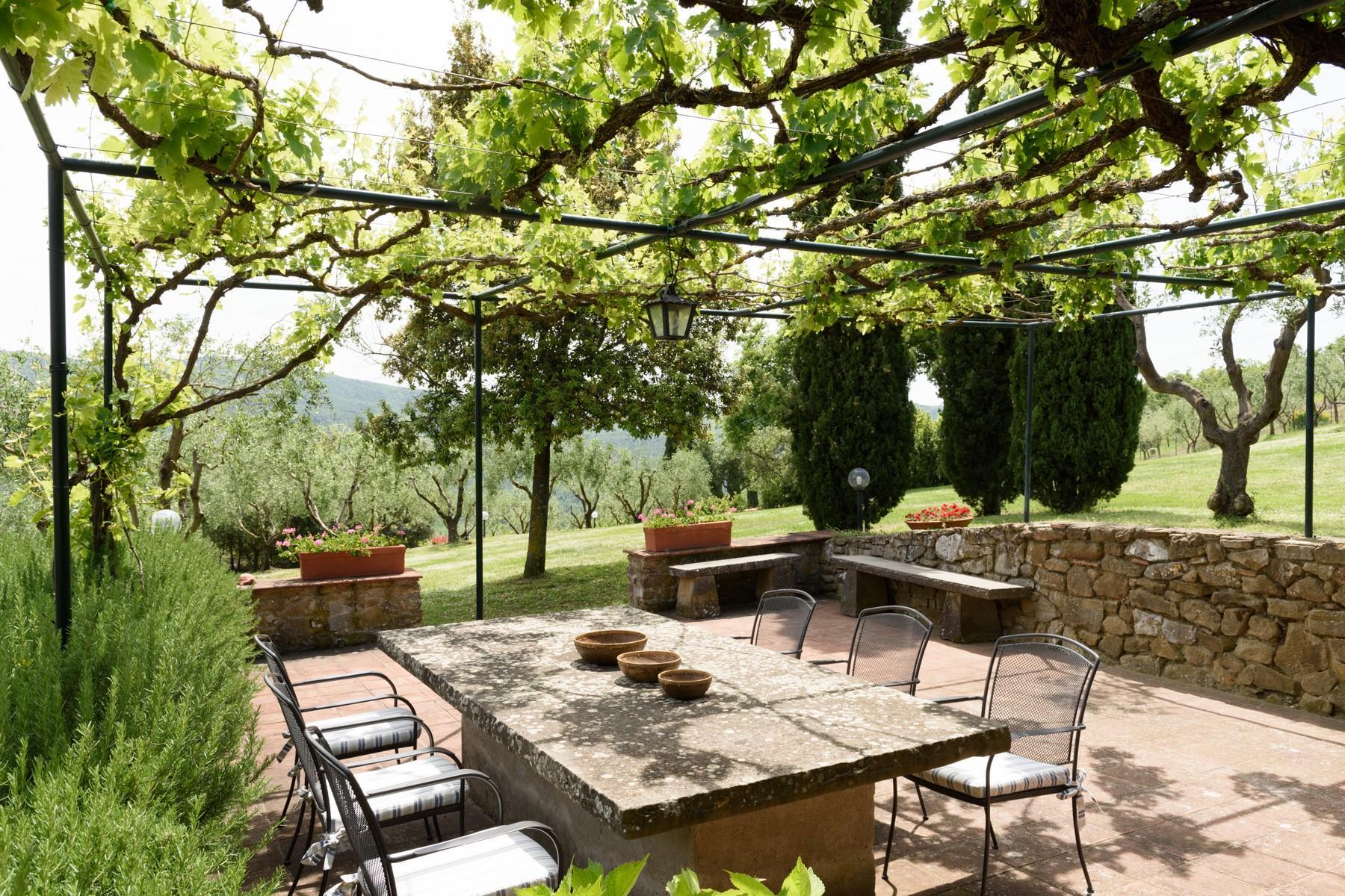 Magnificent property in Chianti Aretino - 1