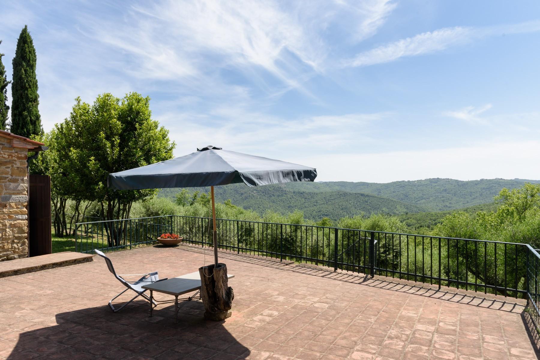 Magnificent property in Chianti Aretino - 7