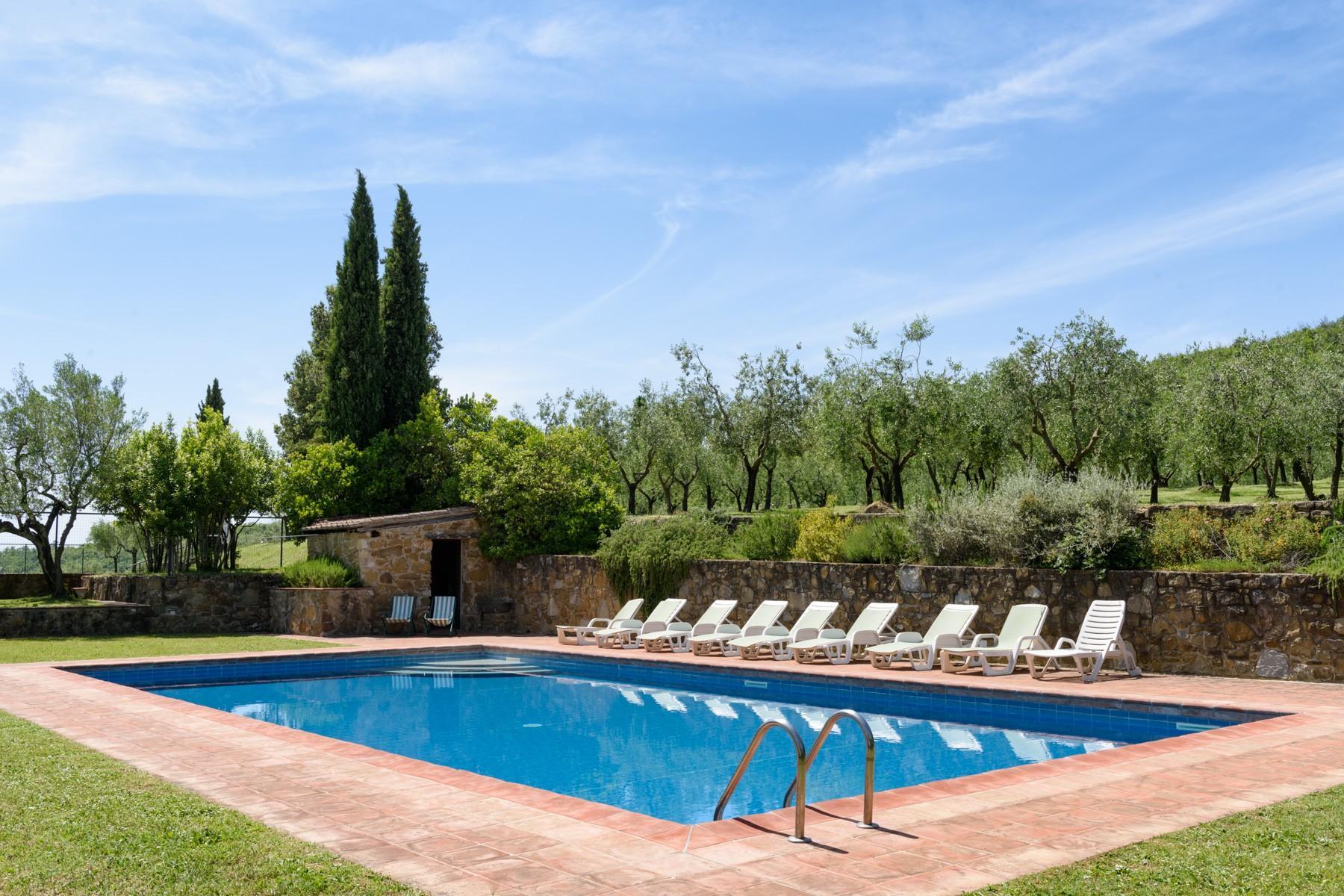 Magnificent property in Chianti Aretino - 8