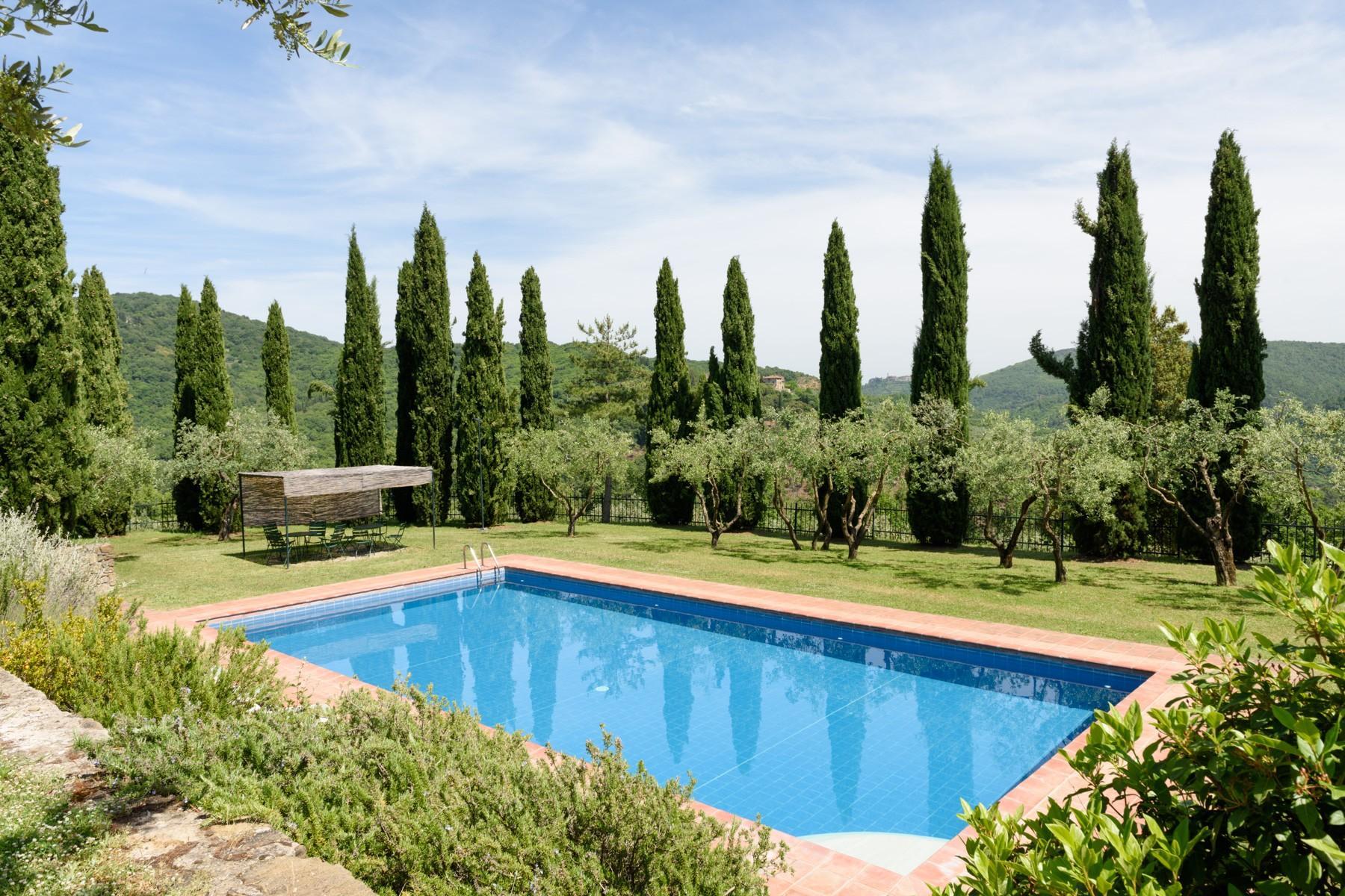 Magnificent property in Chianti Aretino - 9