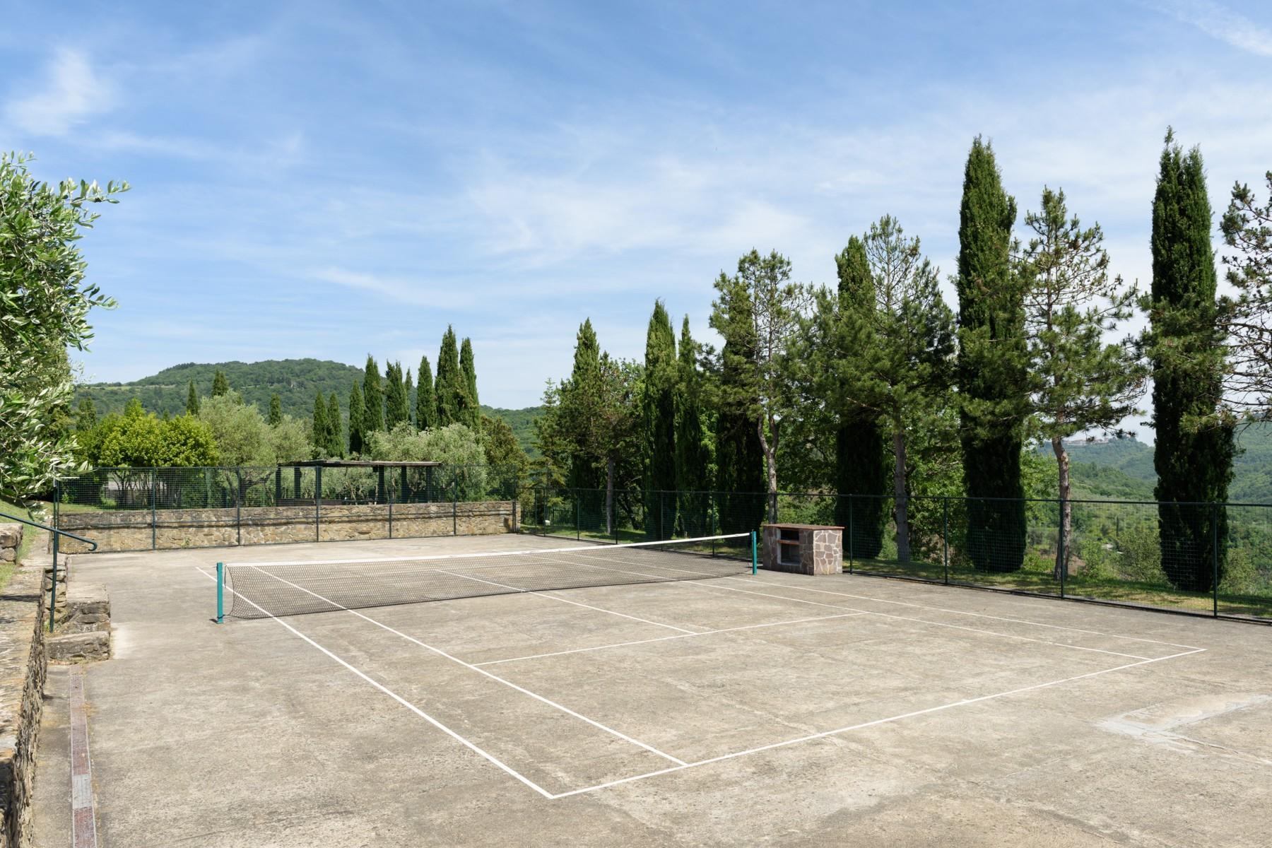 Magnificent property in Chianti Aretino - 10