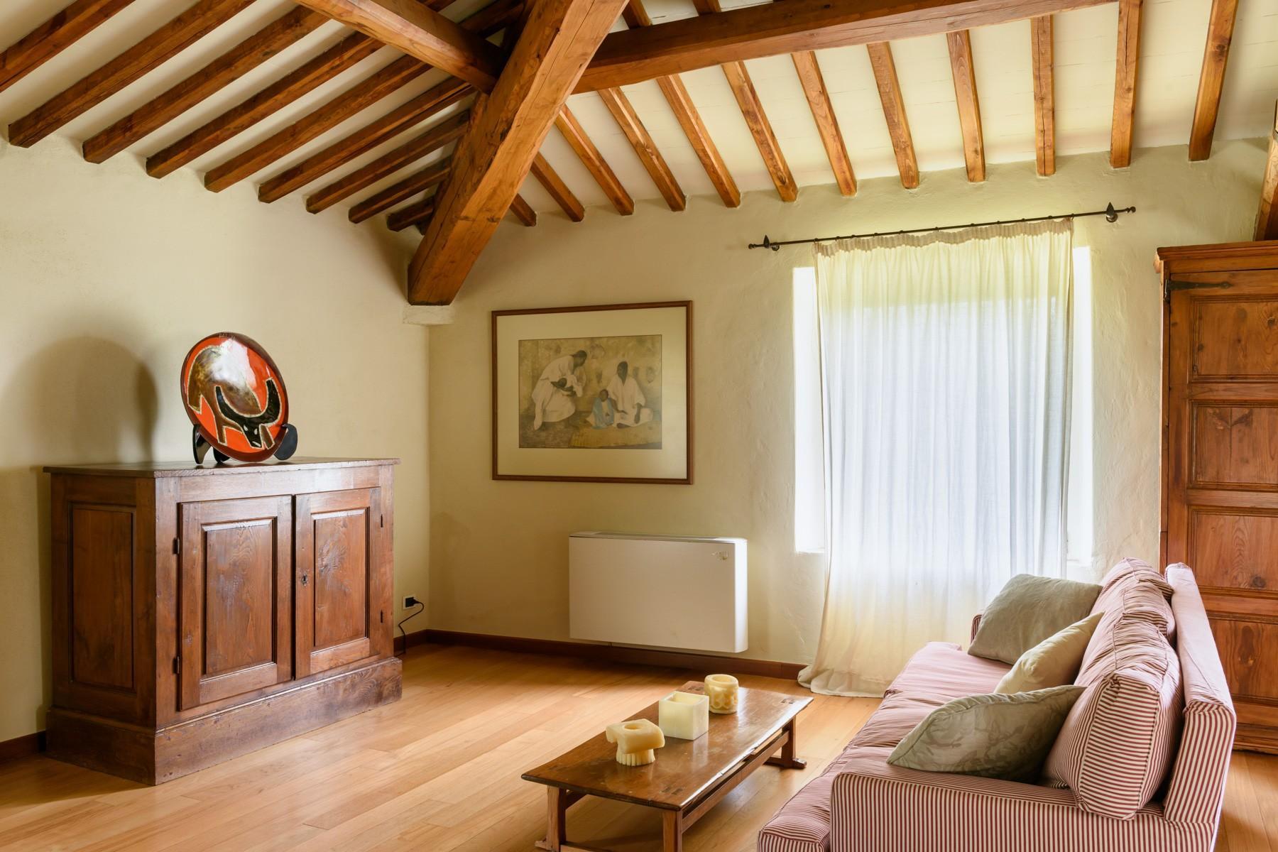 Magnificent property in Chianti Aretino - 14