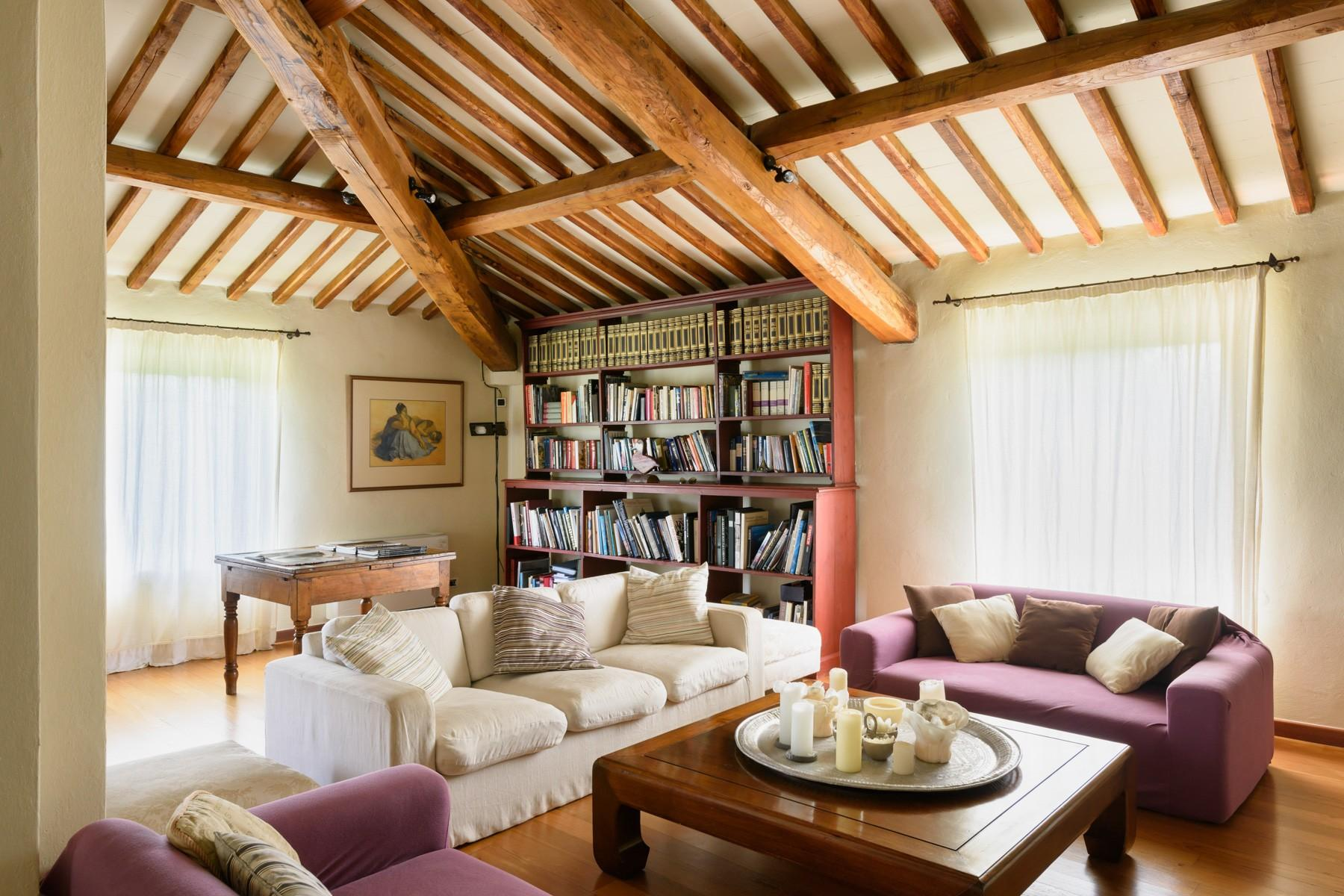Magnificent property in Chianti Aretino - 12
