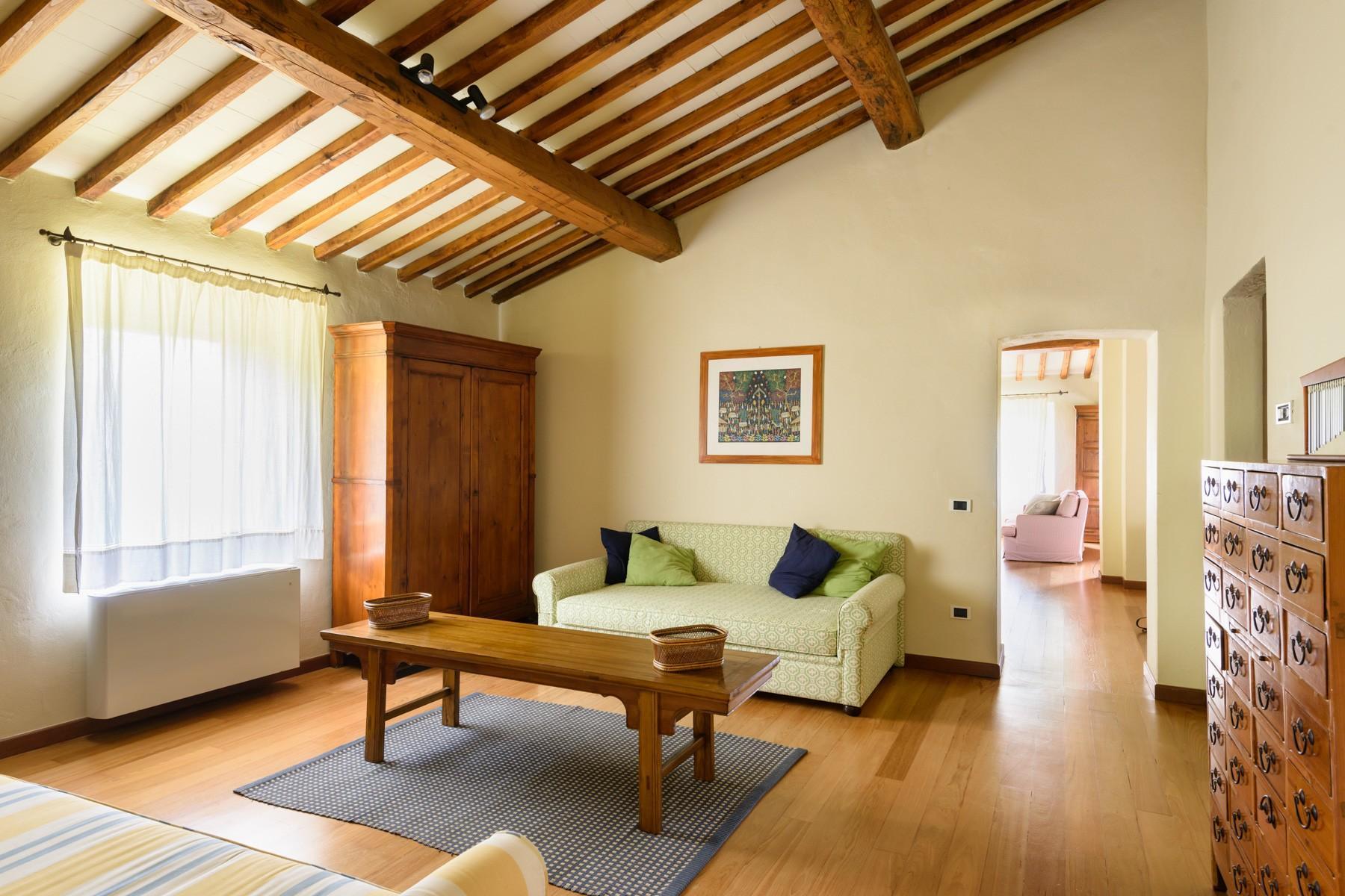 Magnificent property in Chianti Aretino - 17